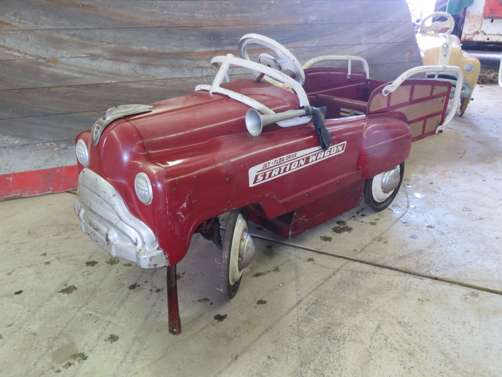 1955 Murray Station Wagon Pedal Car - Image 1