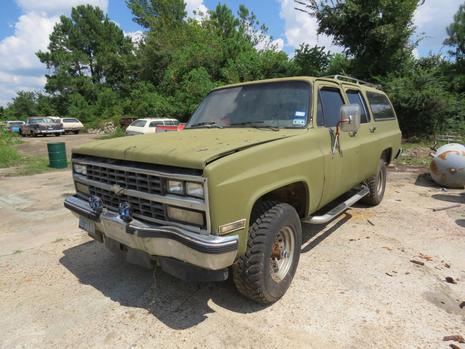 1990 Chevrolet Suburban 4x4 Project - Image 1