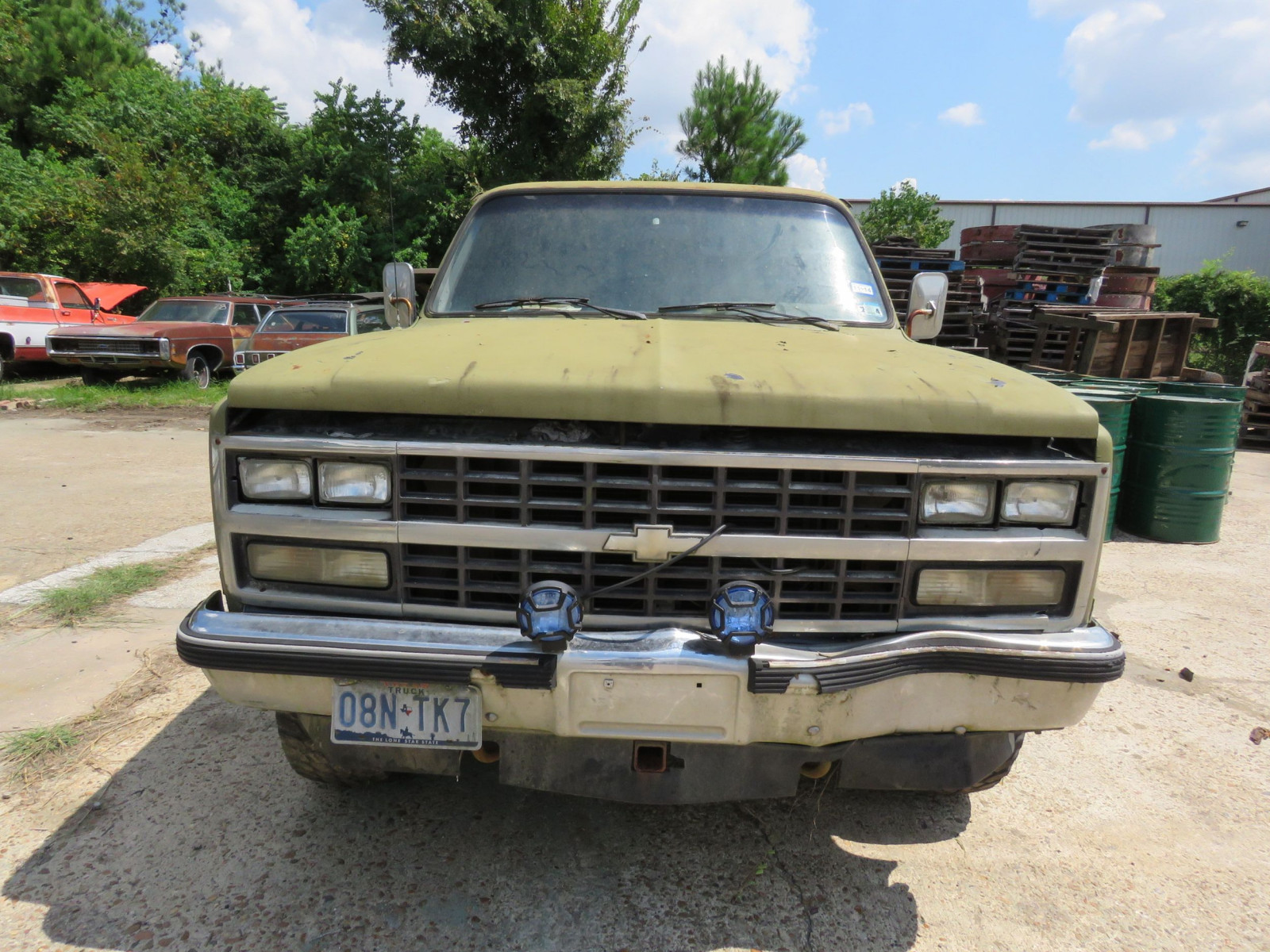 1990 Chevrolet Suburban 4x4 Project - Image 2