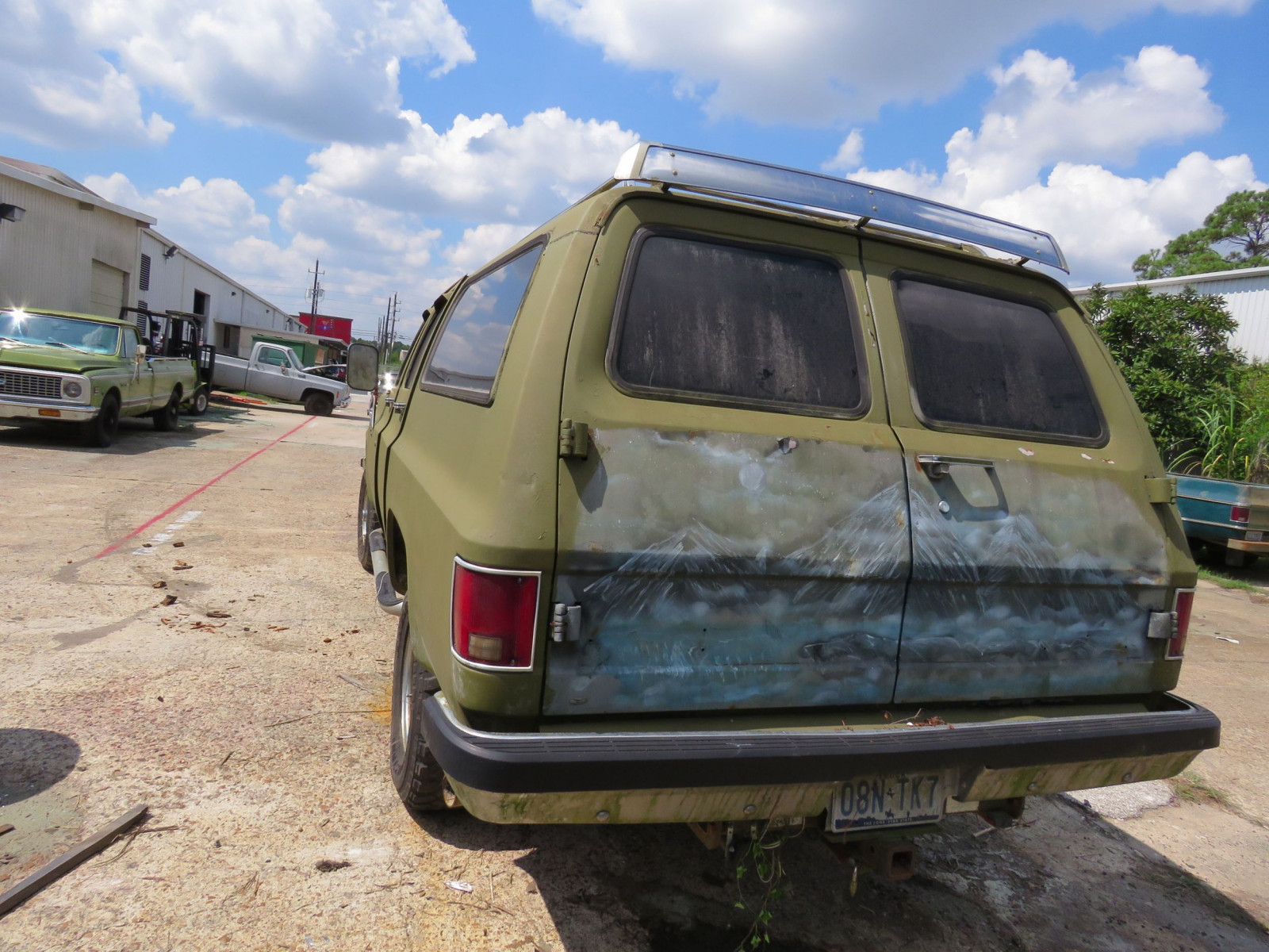 1990 Chevrolet Suburban 4x4 Project - Image 5