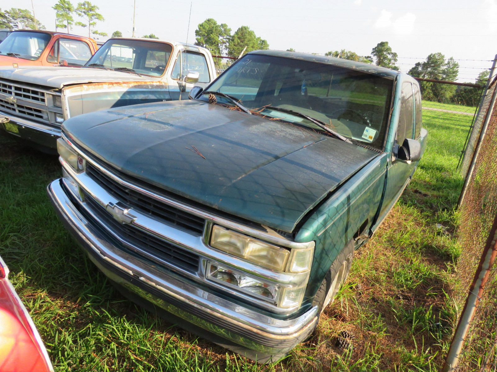 1995 Chevrolet Stepside Pickup - Image 2