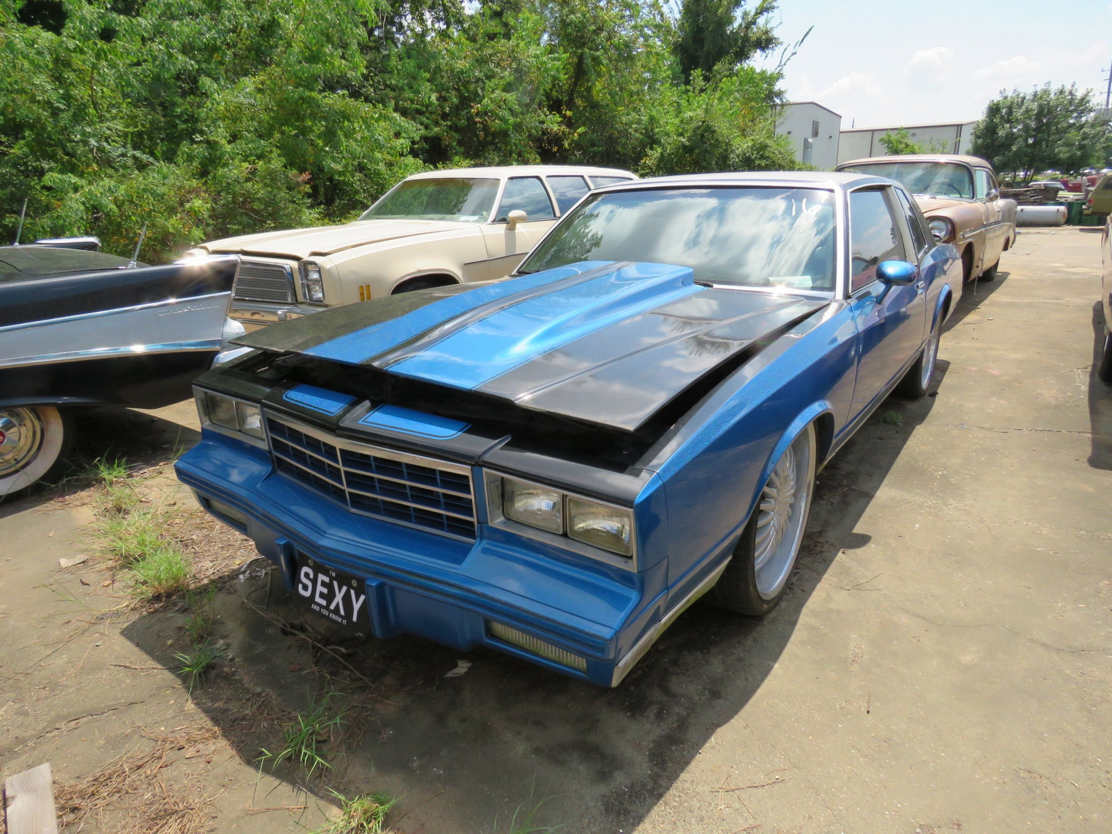 1984 Chevrolet Monte Carlo Custom Project - Image 1