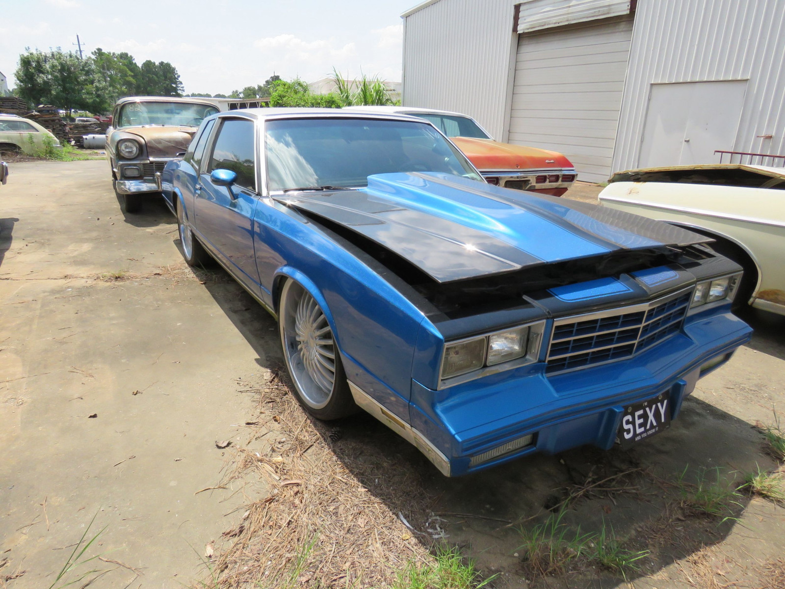 1984 Chevrolet Monte Carlo Custom Project - Image 2