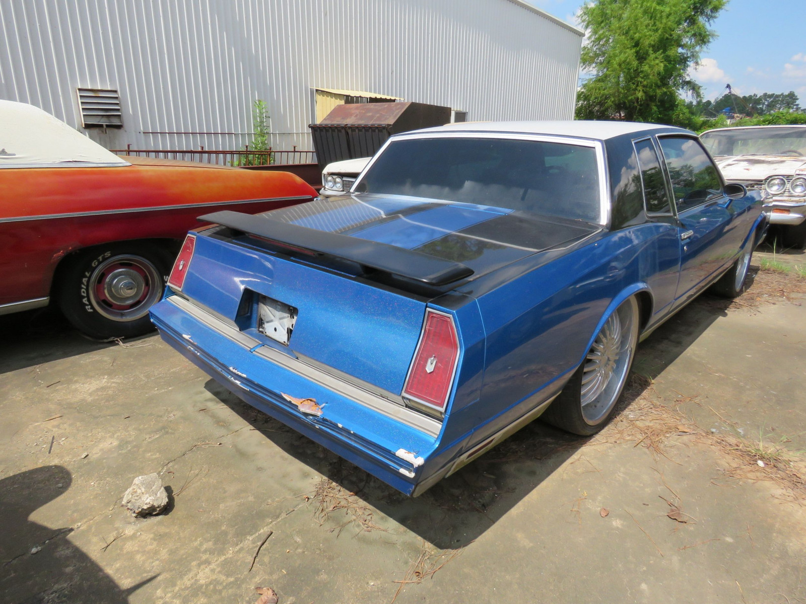 1984 Chevrolet Monte Carlo Custom Project - Image 4