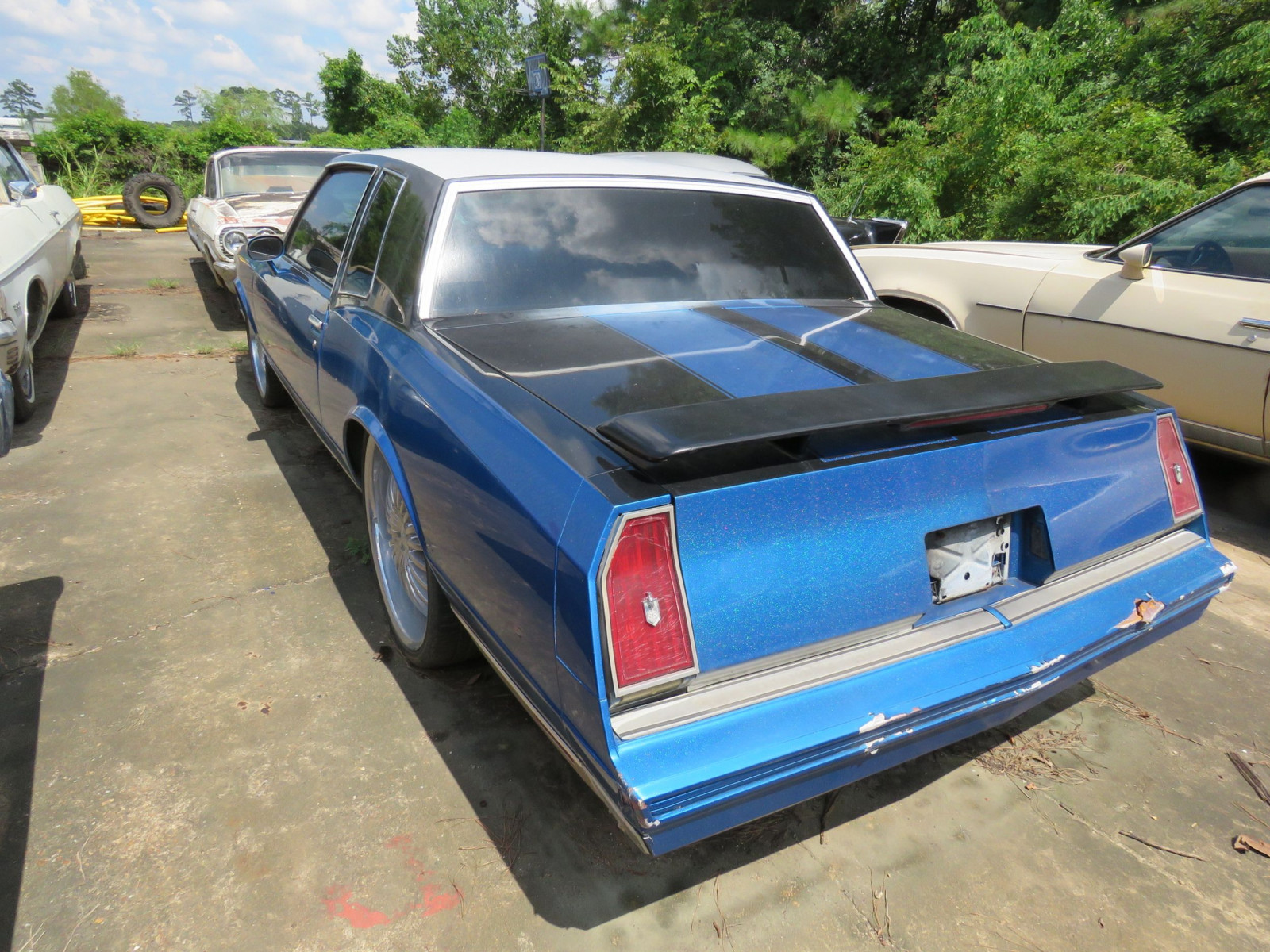 1984 Chevrolet Monte Carlo Custom Project - Image 5