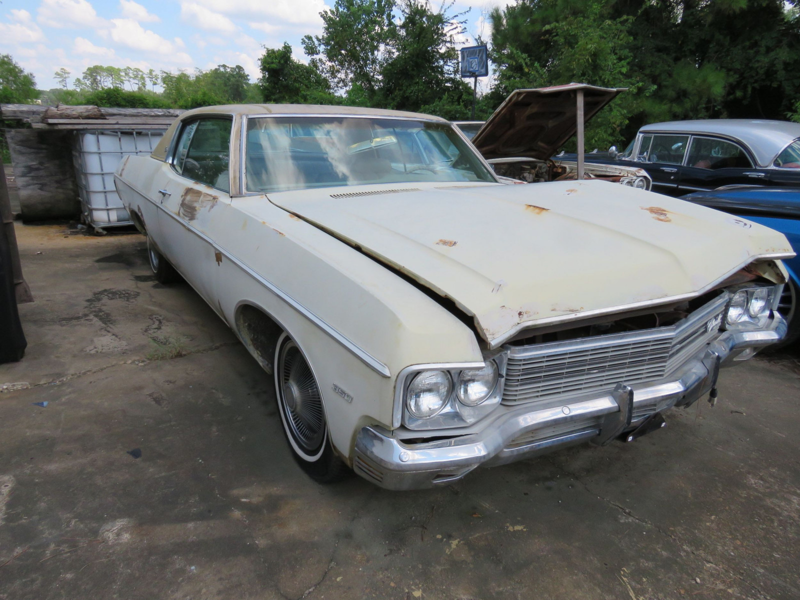 1970 Chevrolet Caprice 2dr HT - Image 2