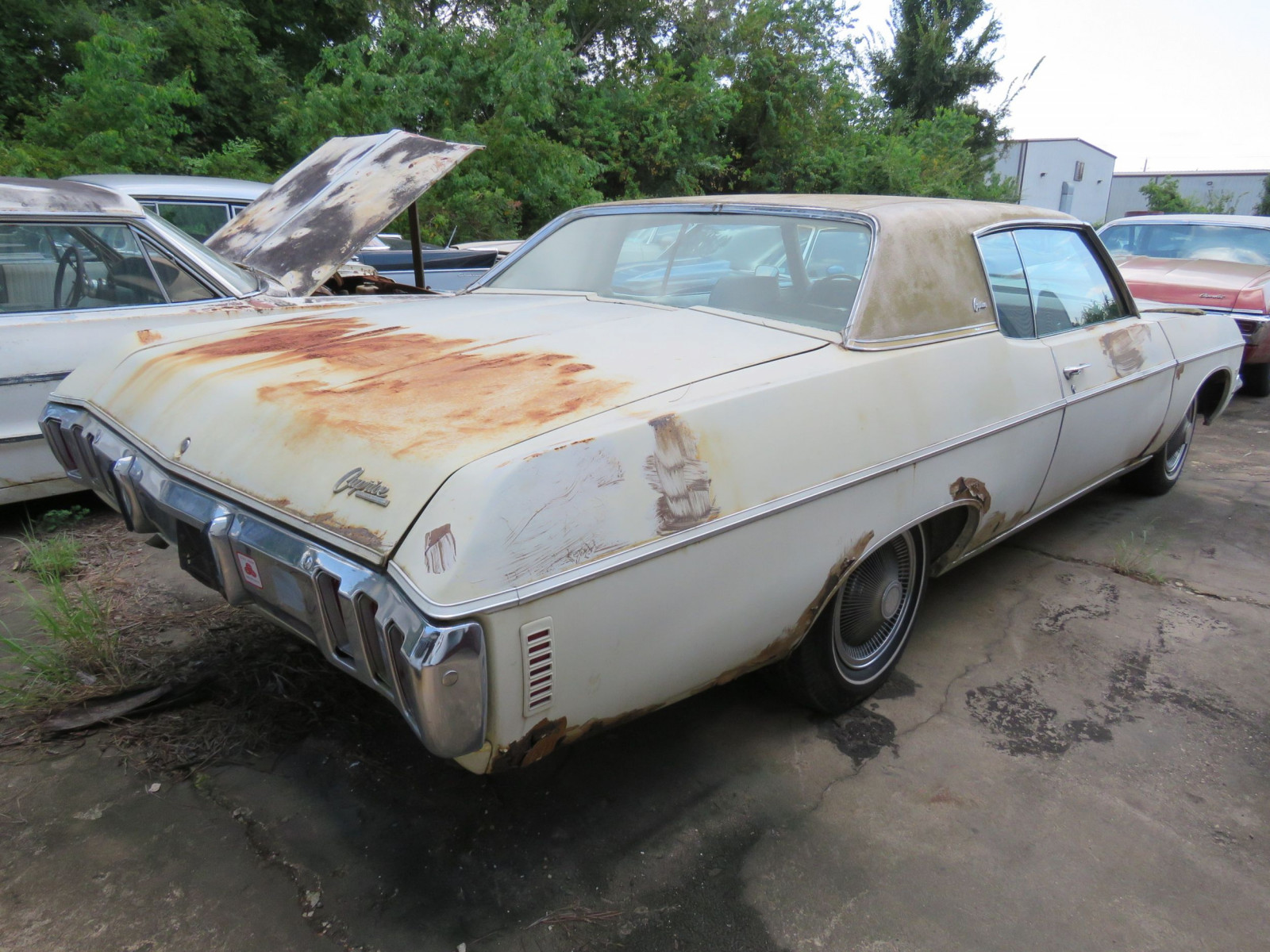 1970 Chevrolet Caprice 2dr HT - Image 5