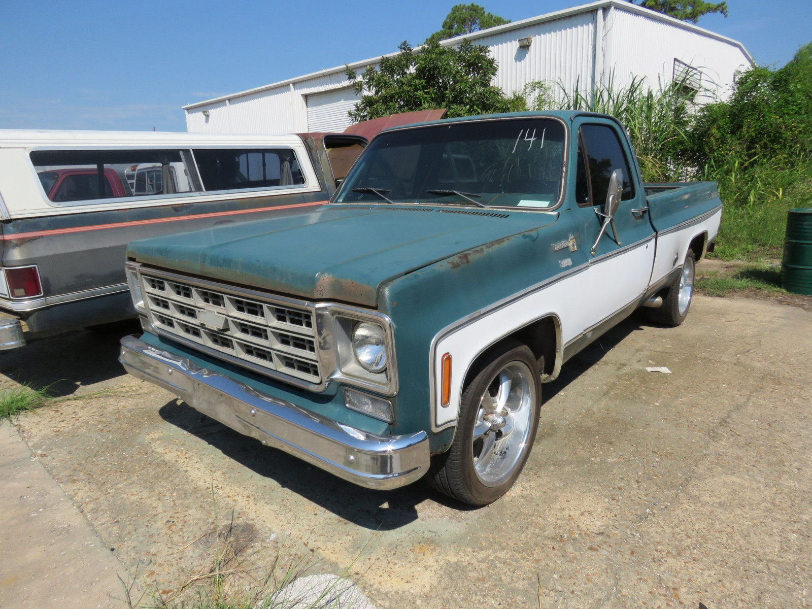 1979 Chevrolet Big 10 1/2 ton Pickup - Image 1