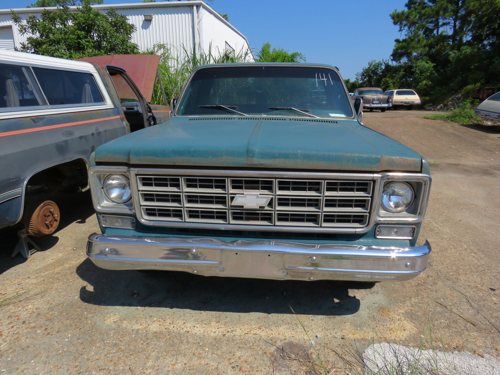 1979 Chevrolet Big 10 1/2 ton Pickup - Image 2