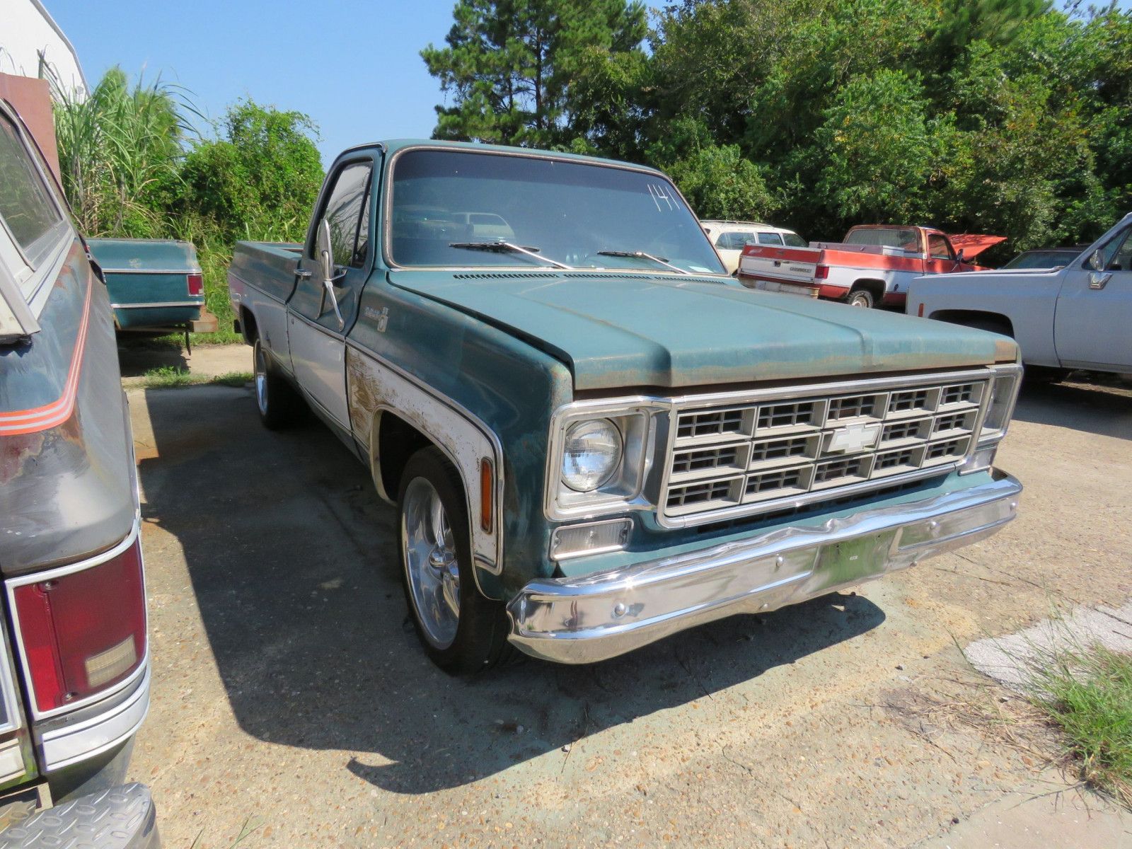 1979 Chevrolet Big 10 1/2 ton Pickup - Image 3