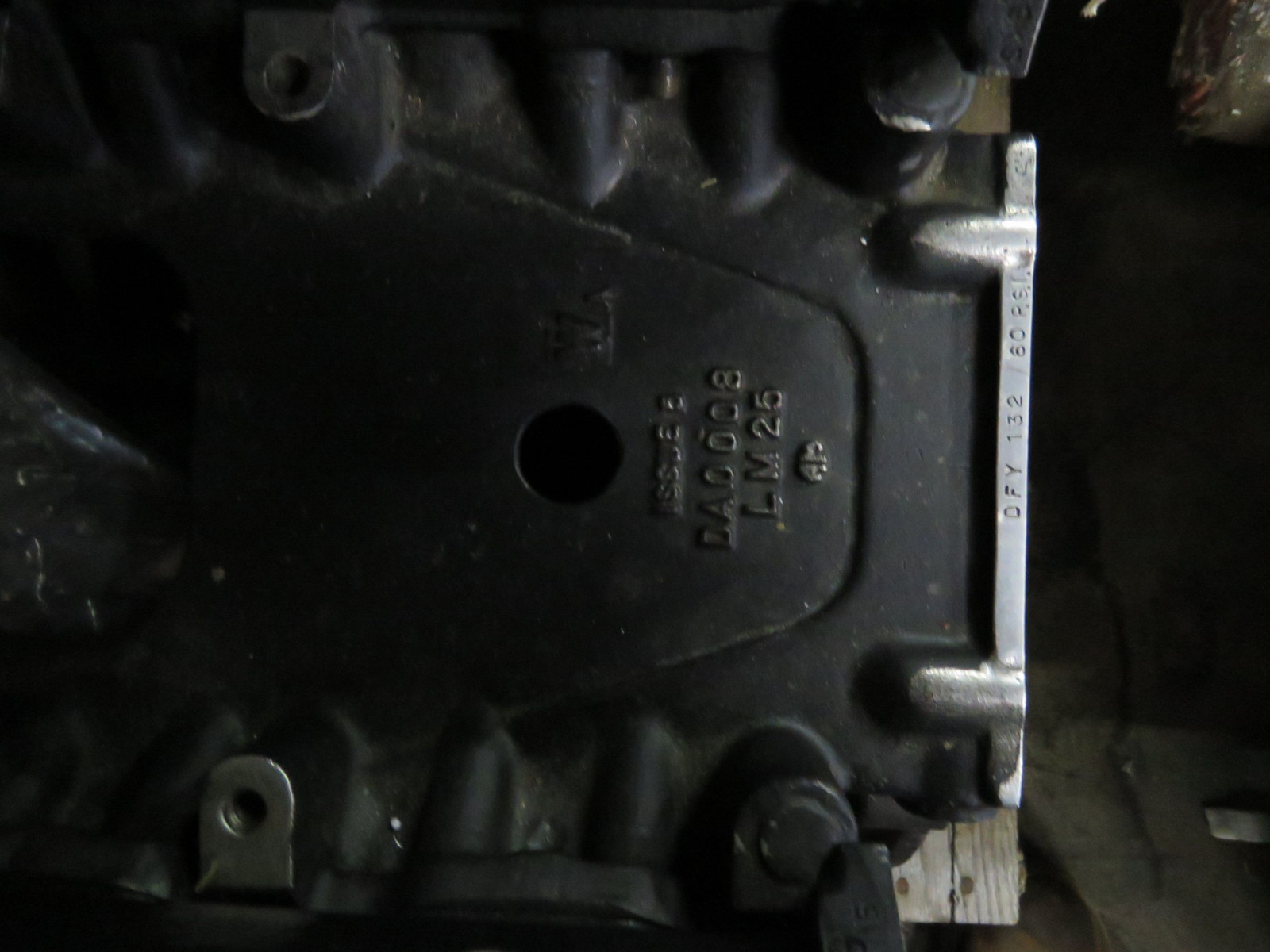 Ford Formula F1 Cosworth Engine with Parts Selling as a Pallet - Image 3