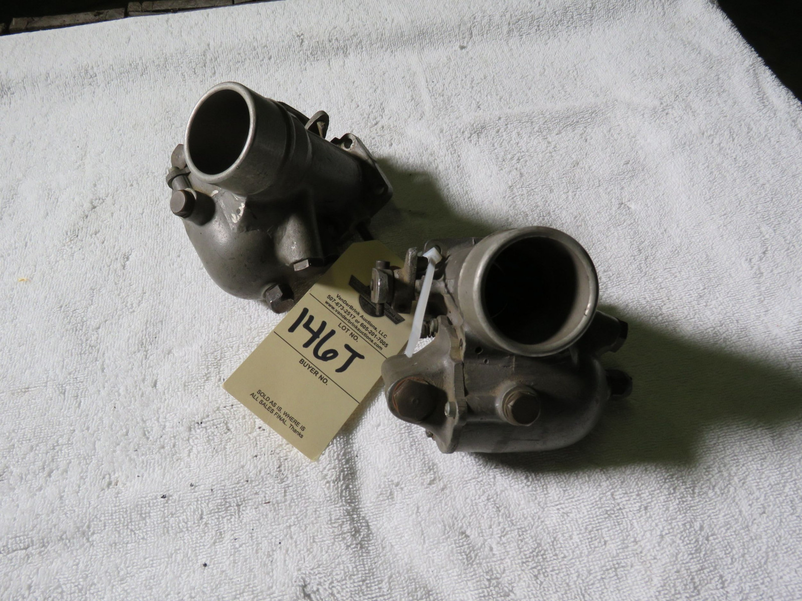 Rare Riley Carbs Speed Equipment - Image 2