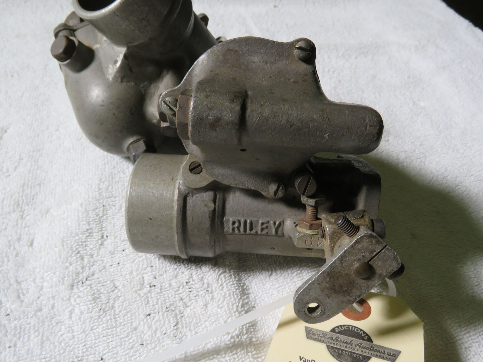 Rare Riley Carbs Speed Equipment - Image 3
