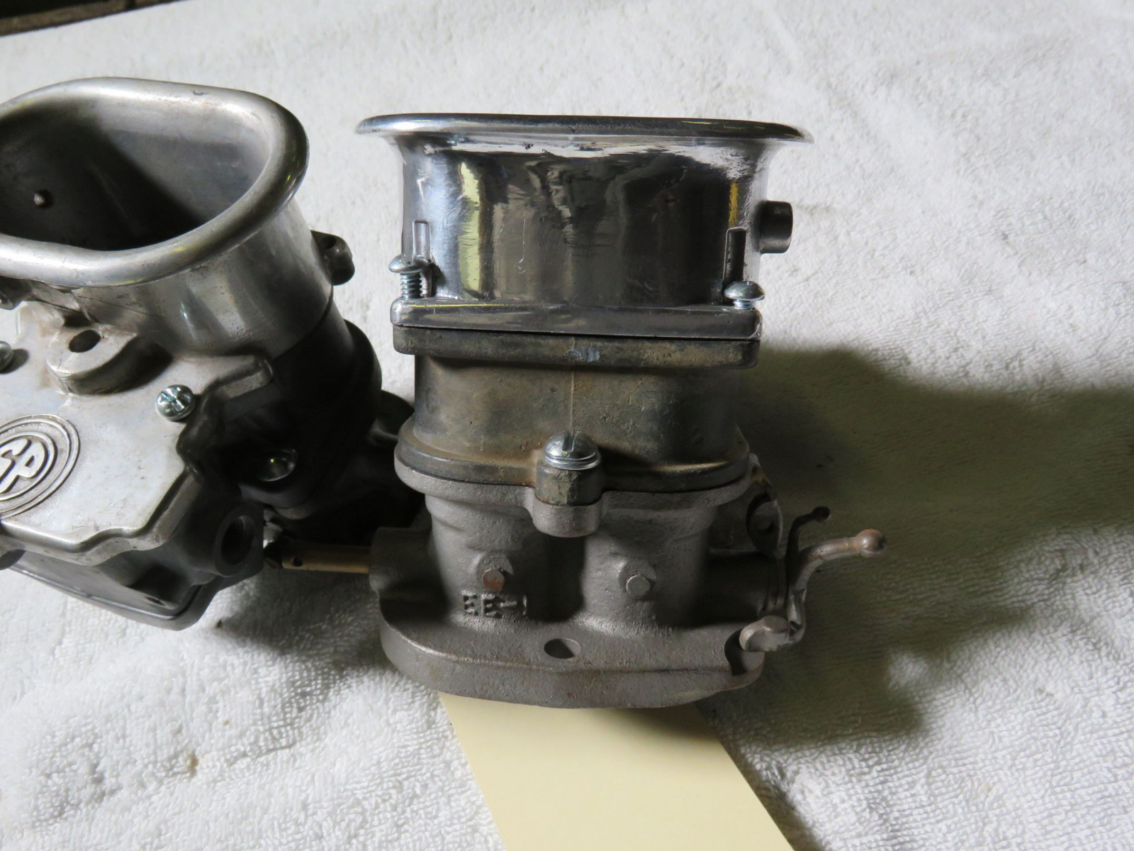 SP Carbs Speed Equipment - Image 2