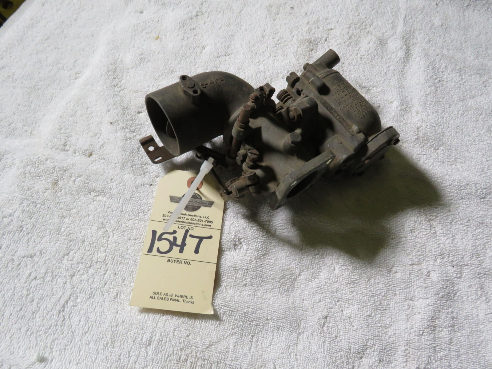 Winfield Model SR Carb - Image 1