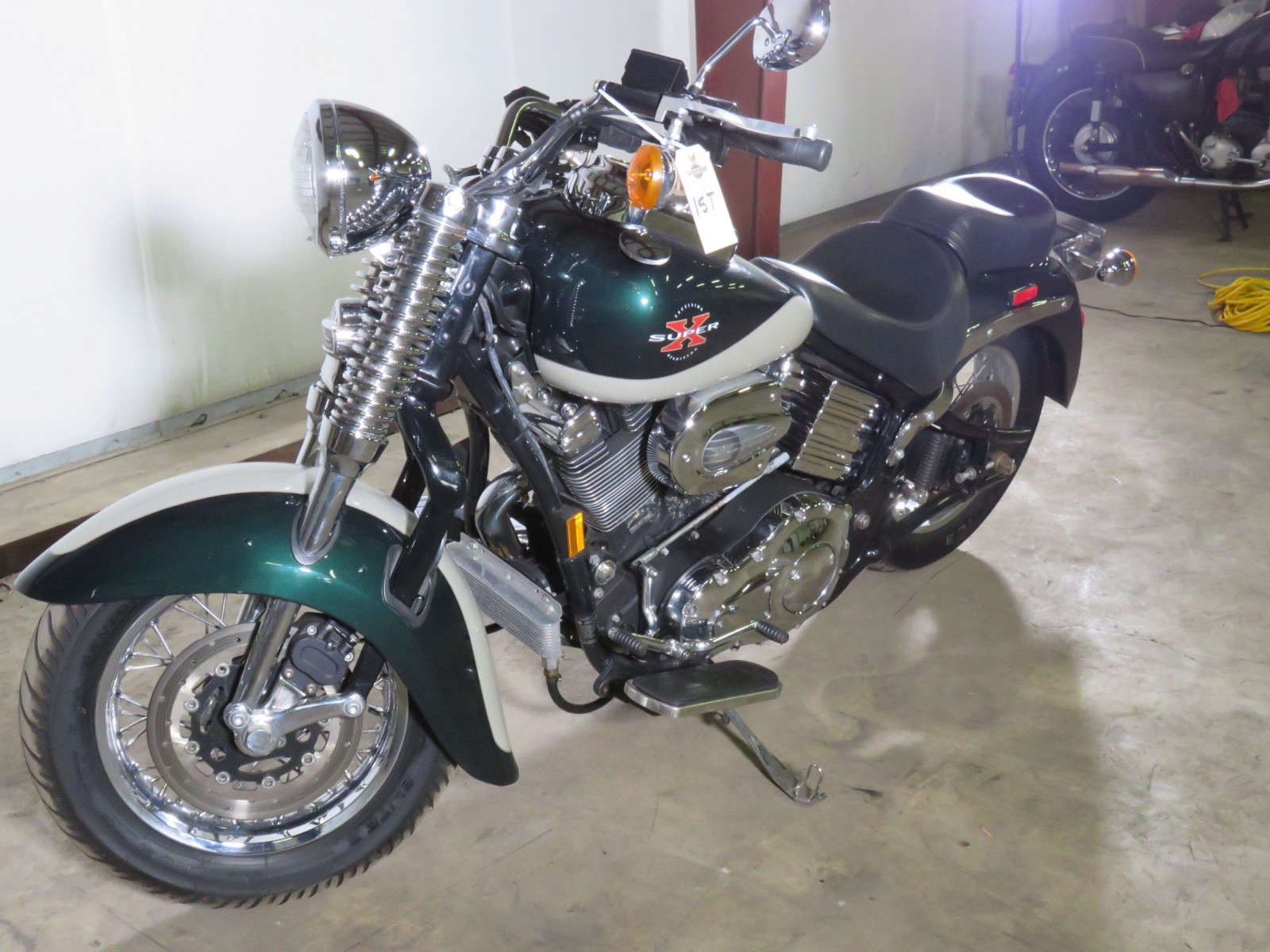 1999 Excelsior Henderson Super X Motorcycle - Image 2