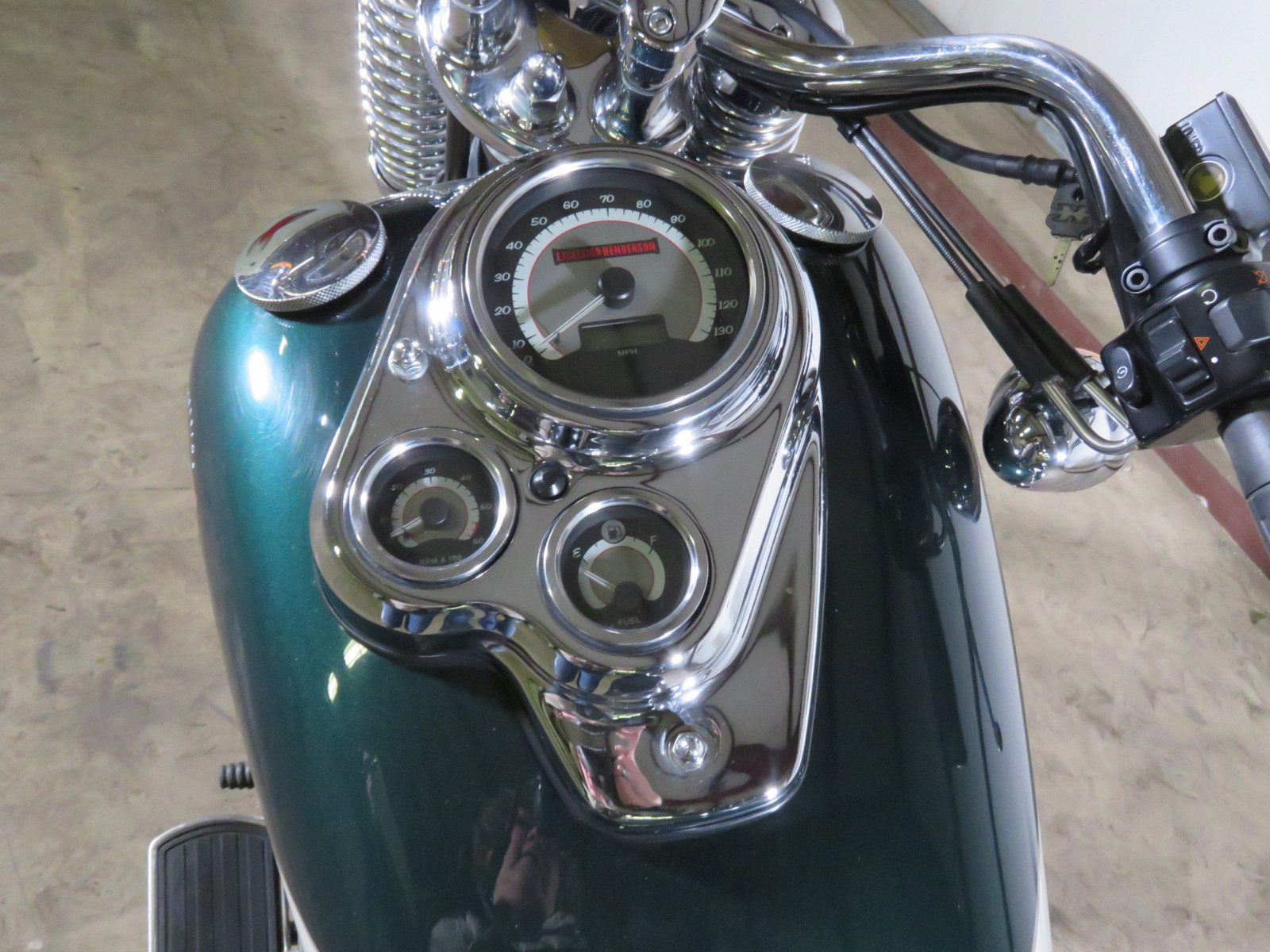 1999 Excelsior Henderson Super X Motorcycle - Image 3