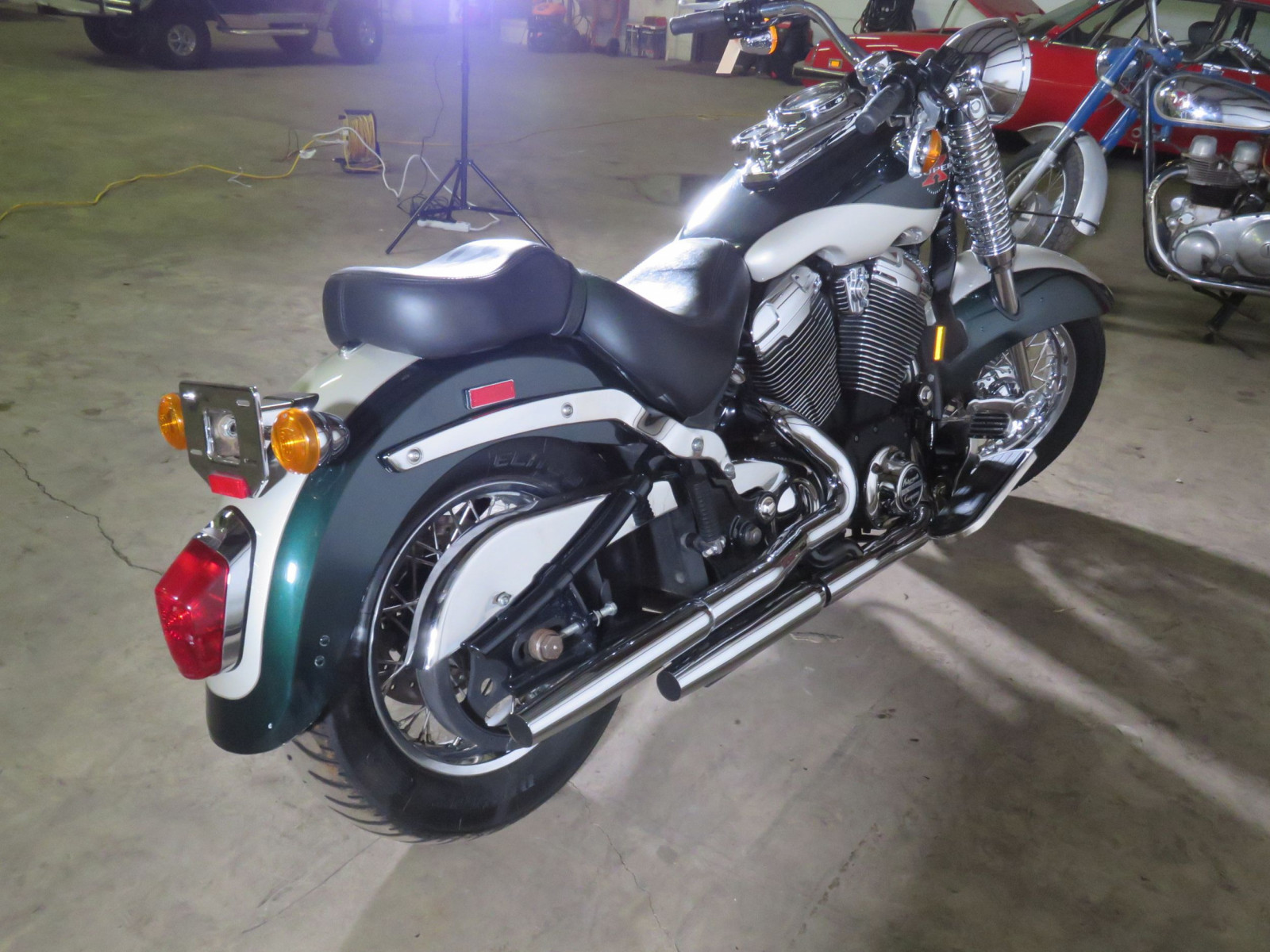 1999 Excelsior Henderson Super X Motorcycle - Image 5