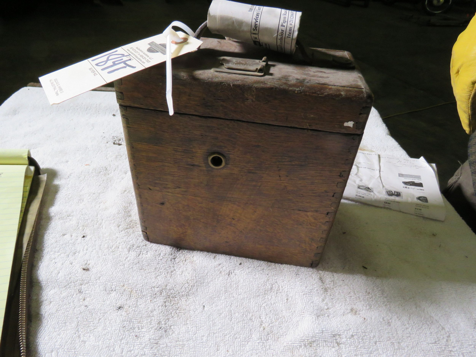 Midget Timing Box -Coulet Excelsior - Image 5