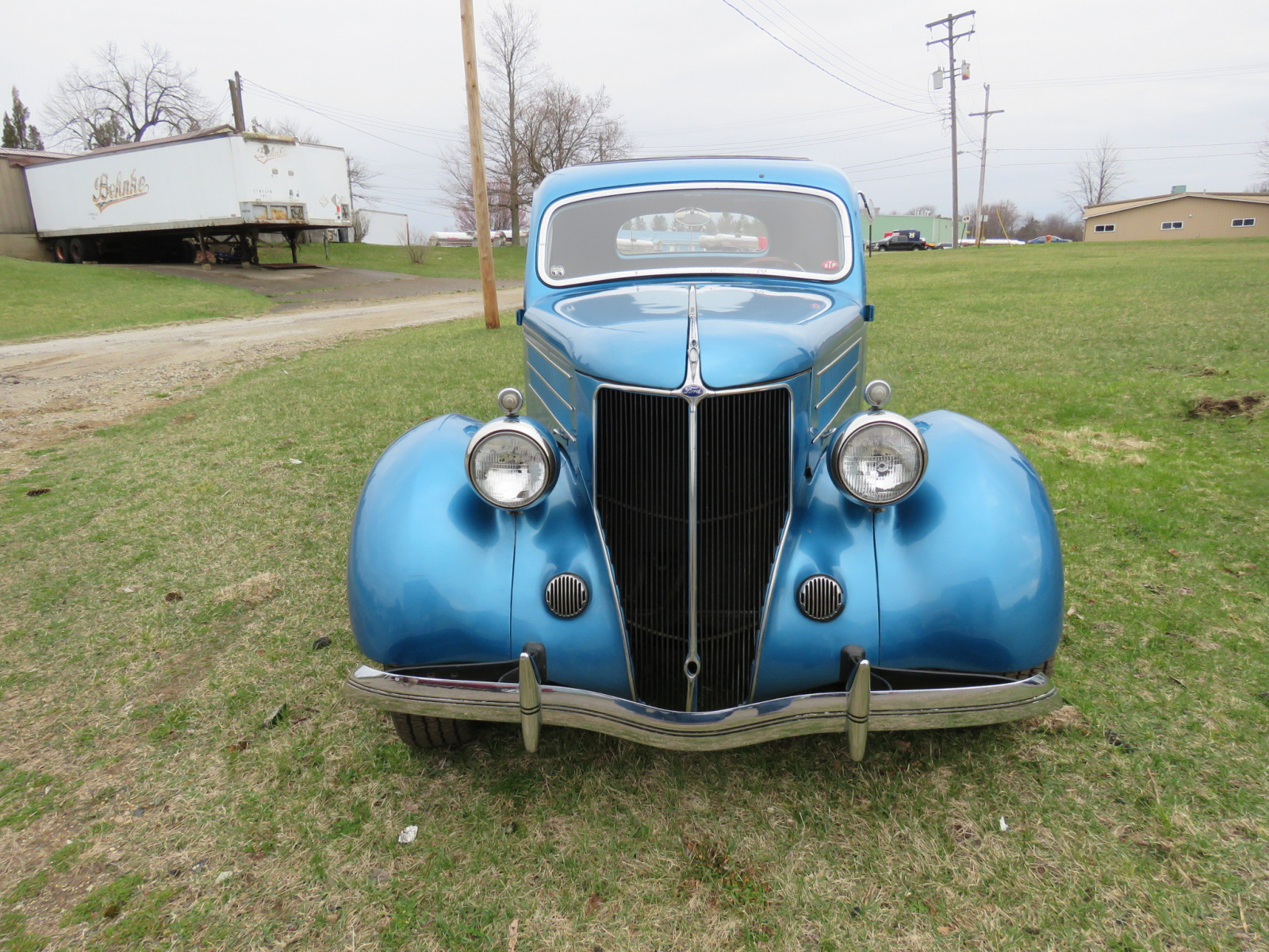 Rare 1936 Ford 3 Window Coupe - Image 2