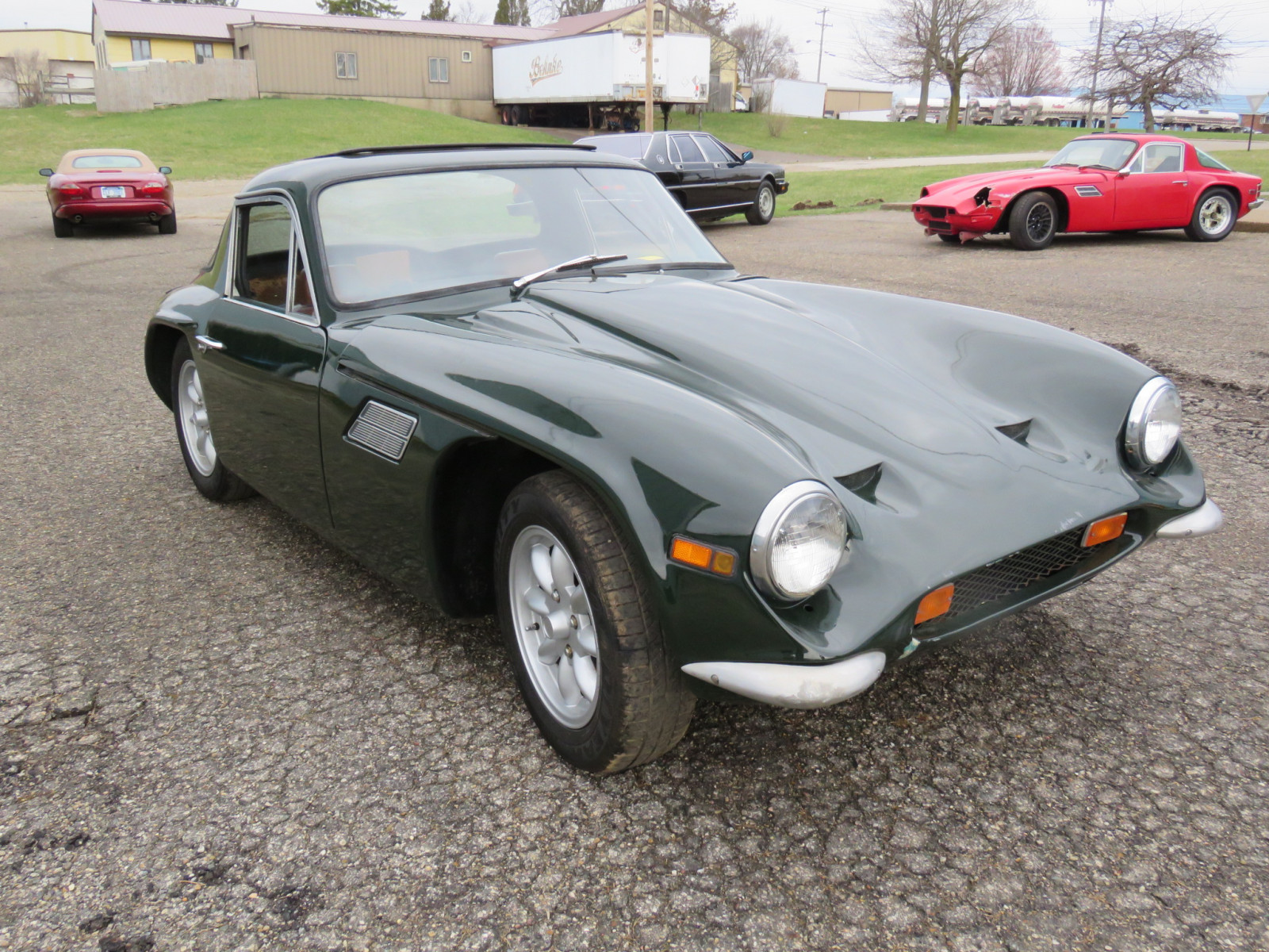 1972 TVR 2500M Coupe - Image 3