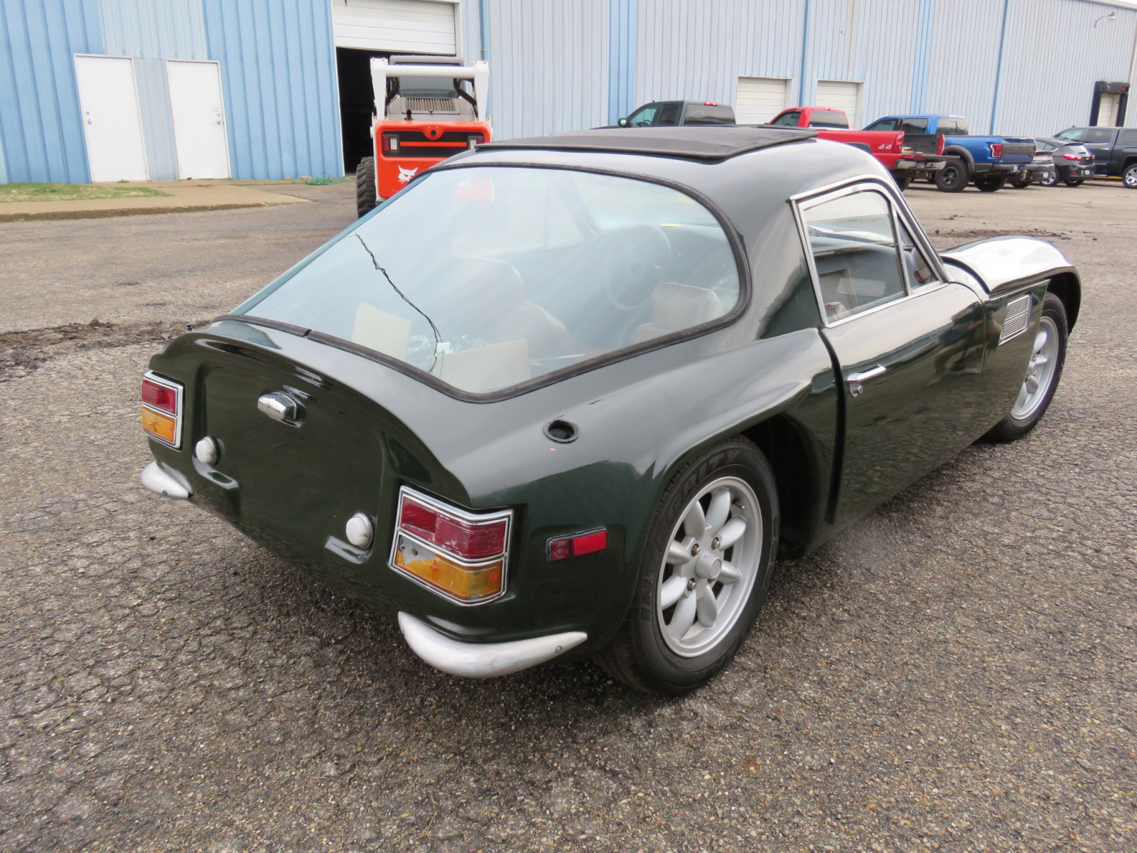 1972 TVR 2500M Coupe - Image 5