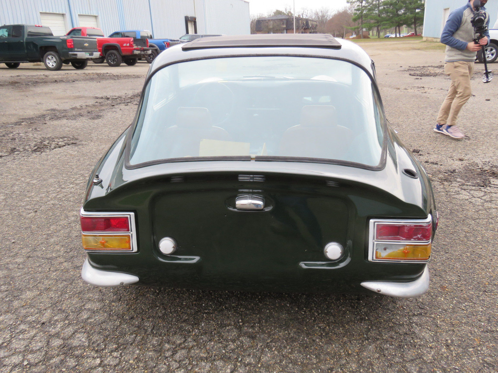 1972 TVR 2500M Coupe - Image 6