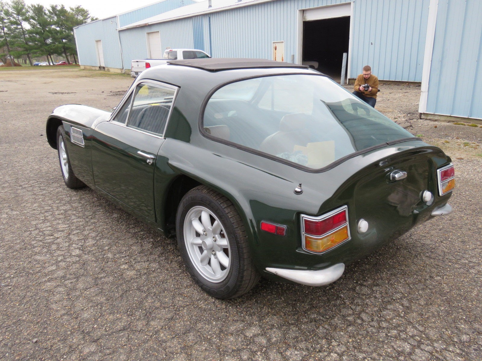 1972 TVR 2500M Coupe - Image 7