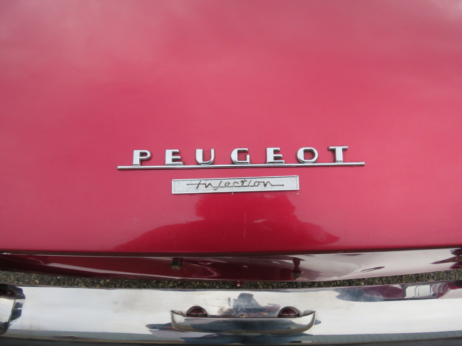 1972 Peugeot 504 Fuel Injected Convertible - Image 7