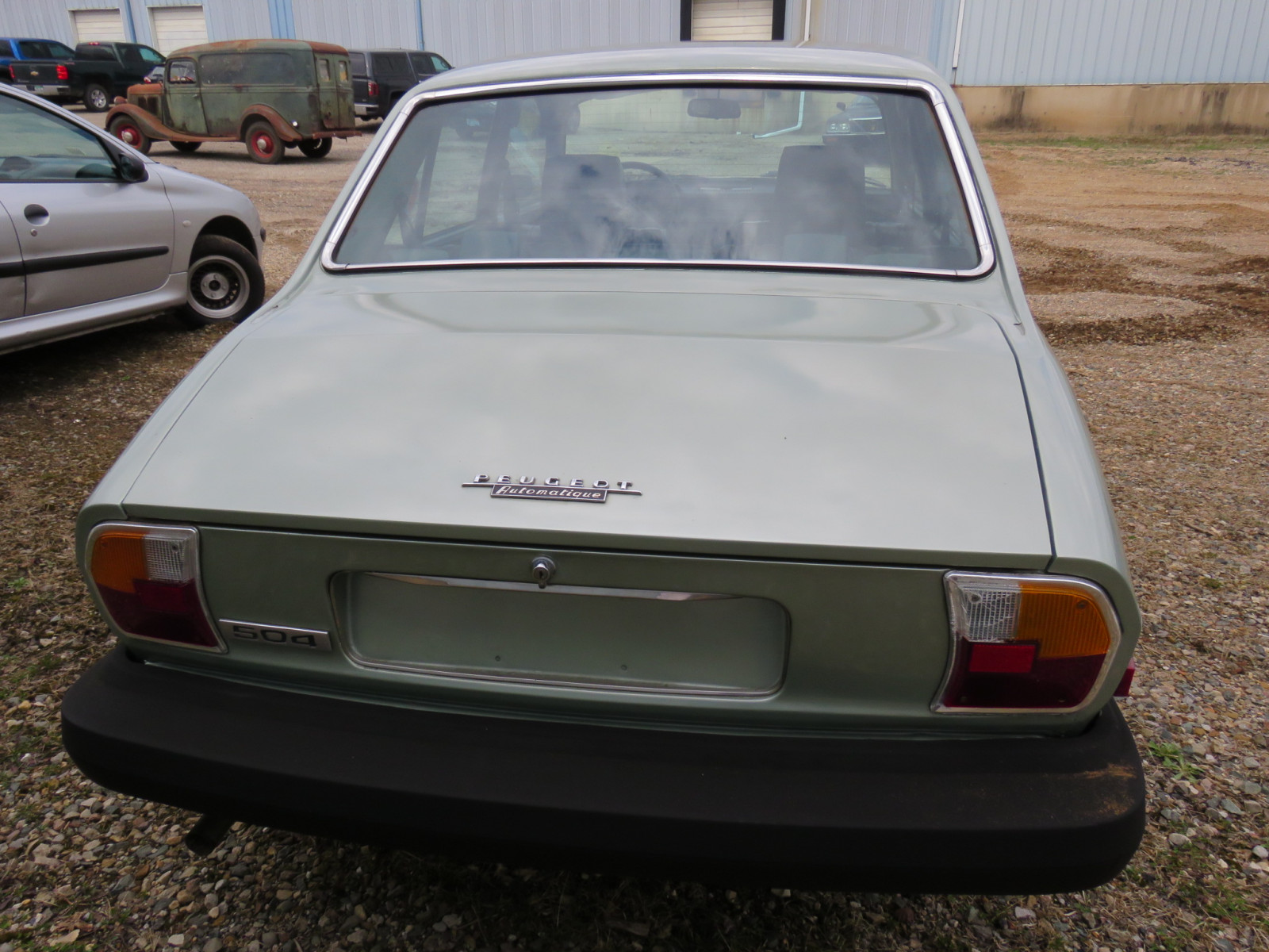 1979 Peugeot 504 4dr Automatique Sedan - Image 5