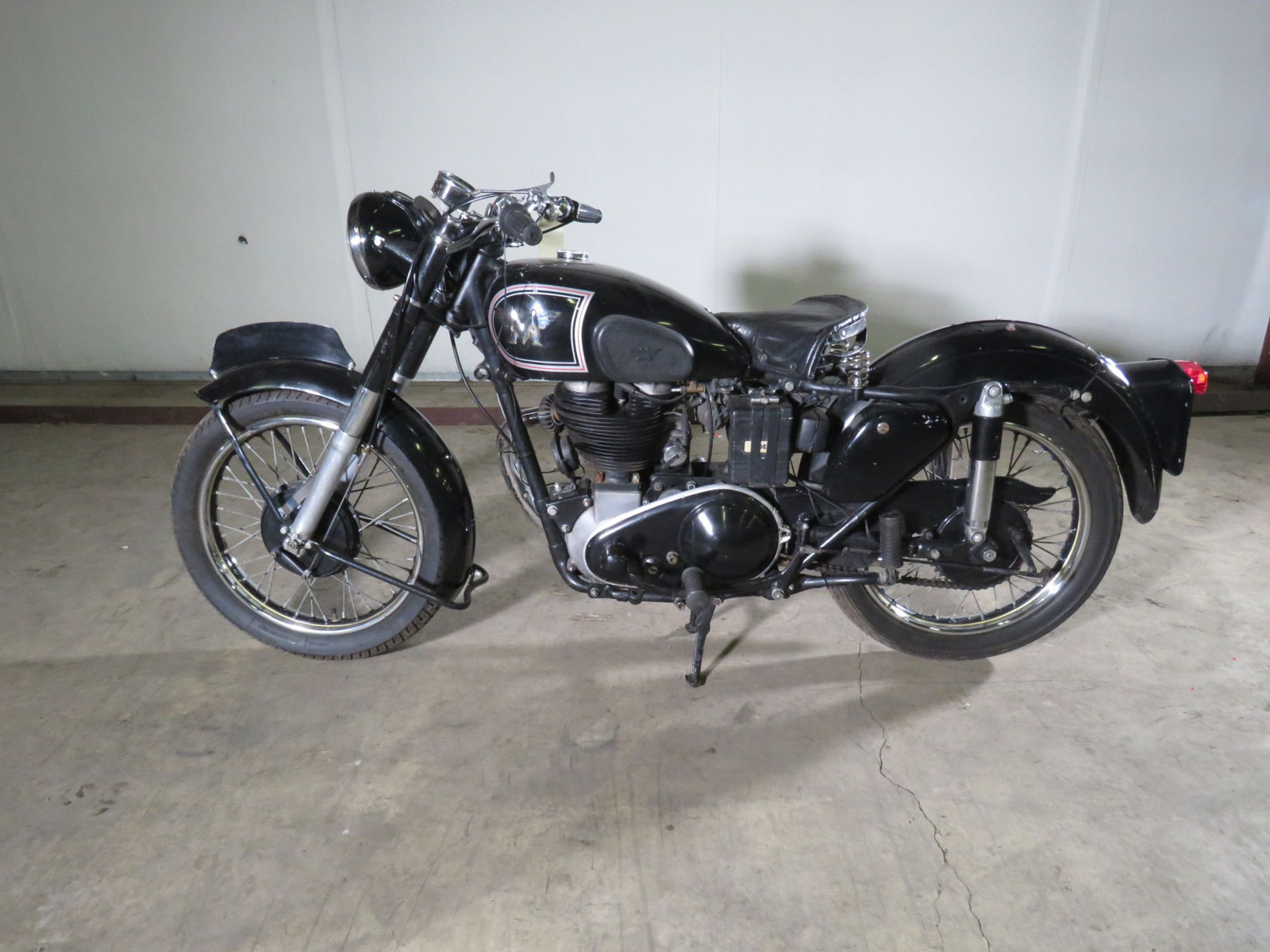 1950 Matchless G80 Motorcycle - Image 1