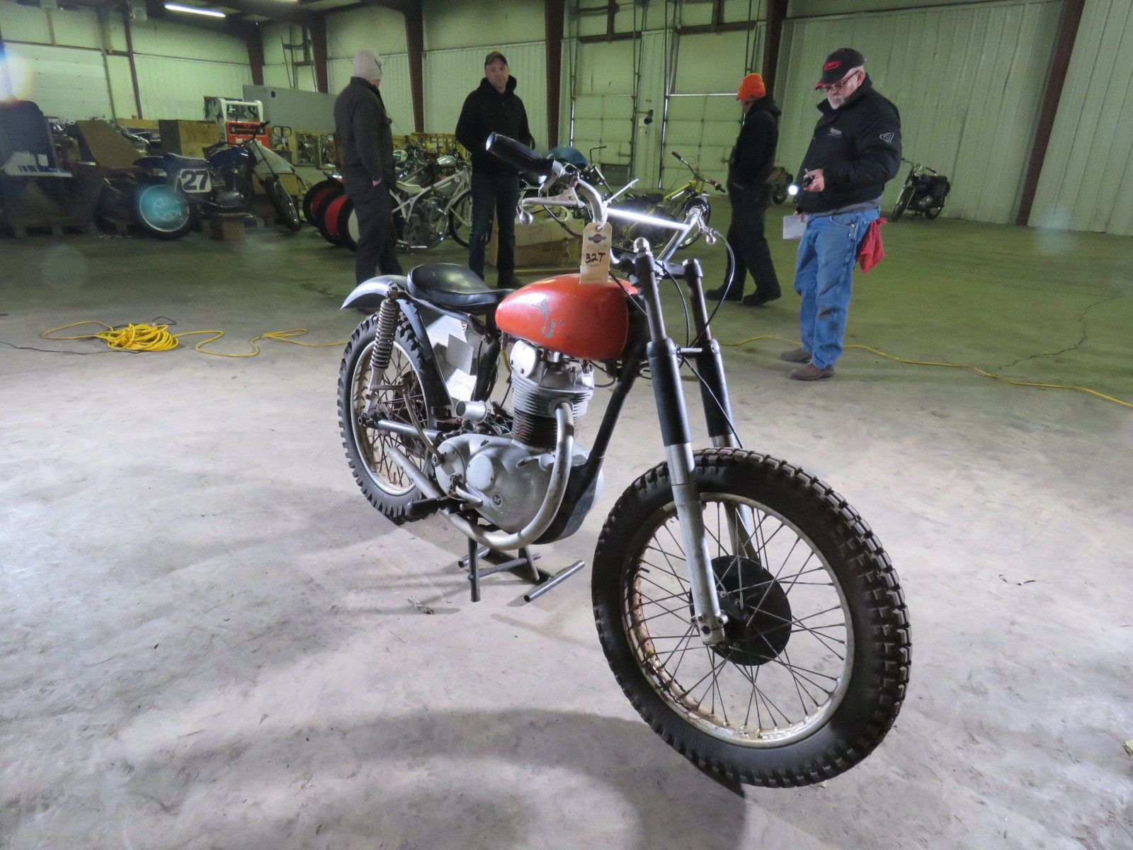 19625 Matchless G2 Motorcycle - Image 3