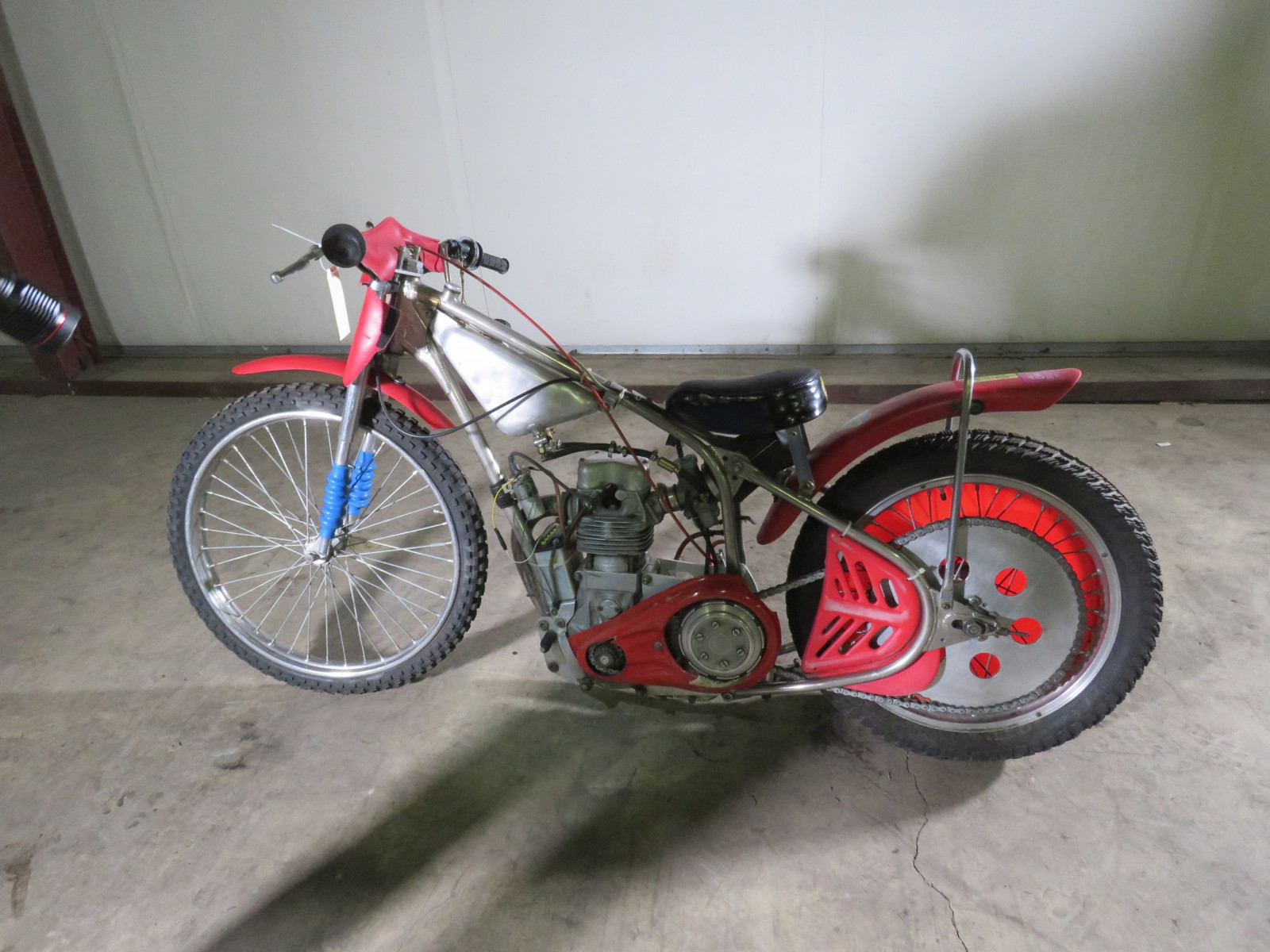 Speedway Racer Motorcycle - Image 1