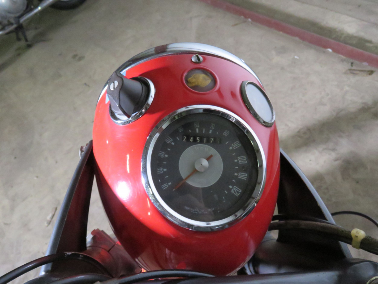 1965 Panther Model 120 Motorcycle - Image 3