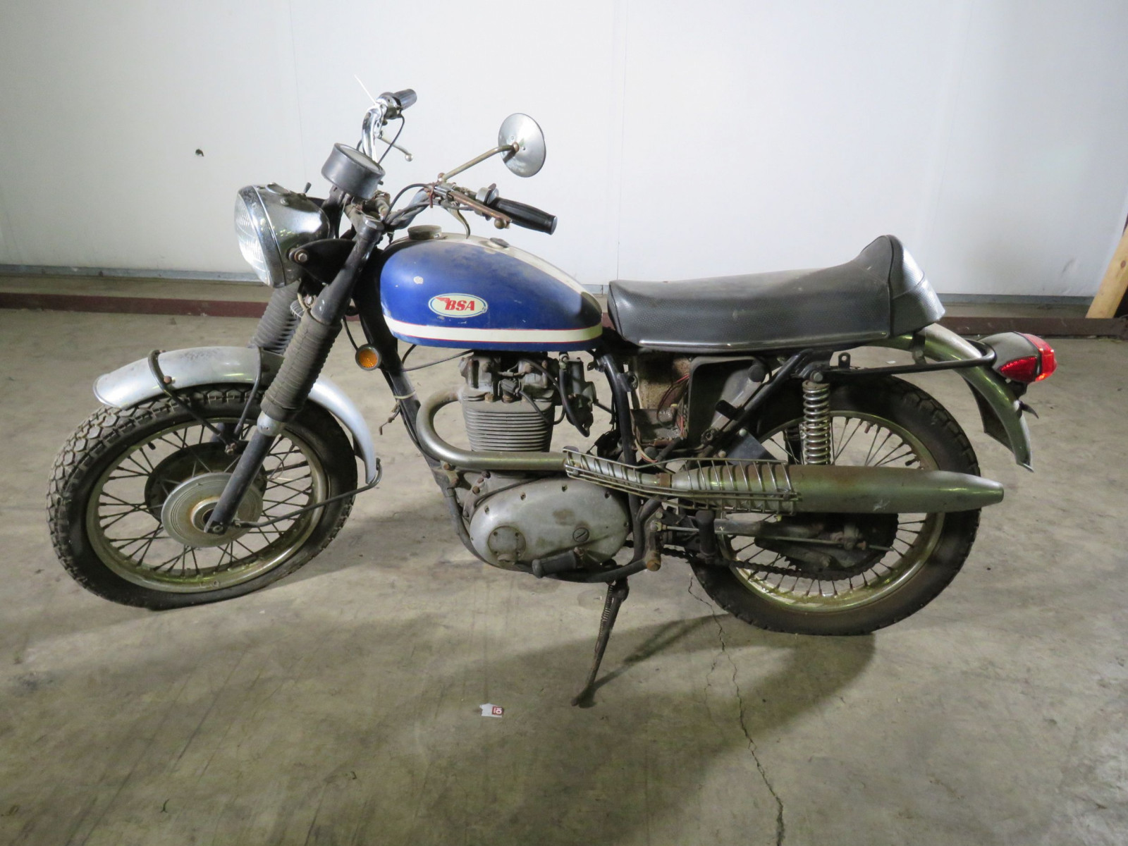 1970 BSA Victor Special - Image 1