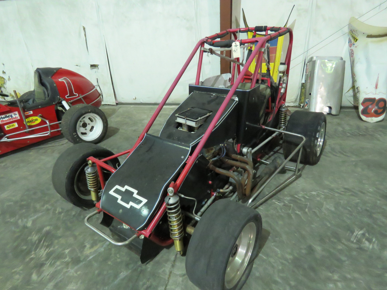 The Beast Vintage Midget Race Car - Image 1