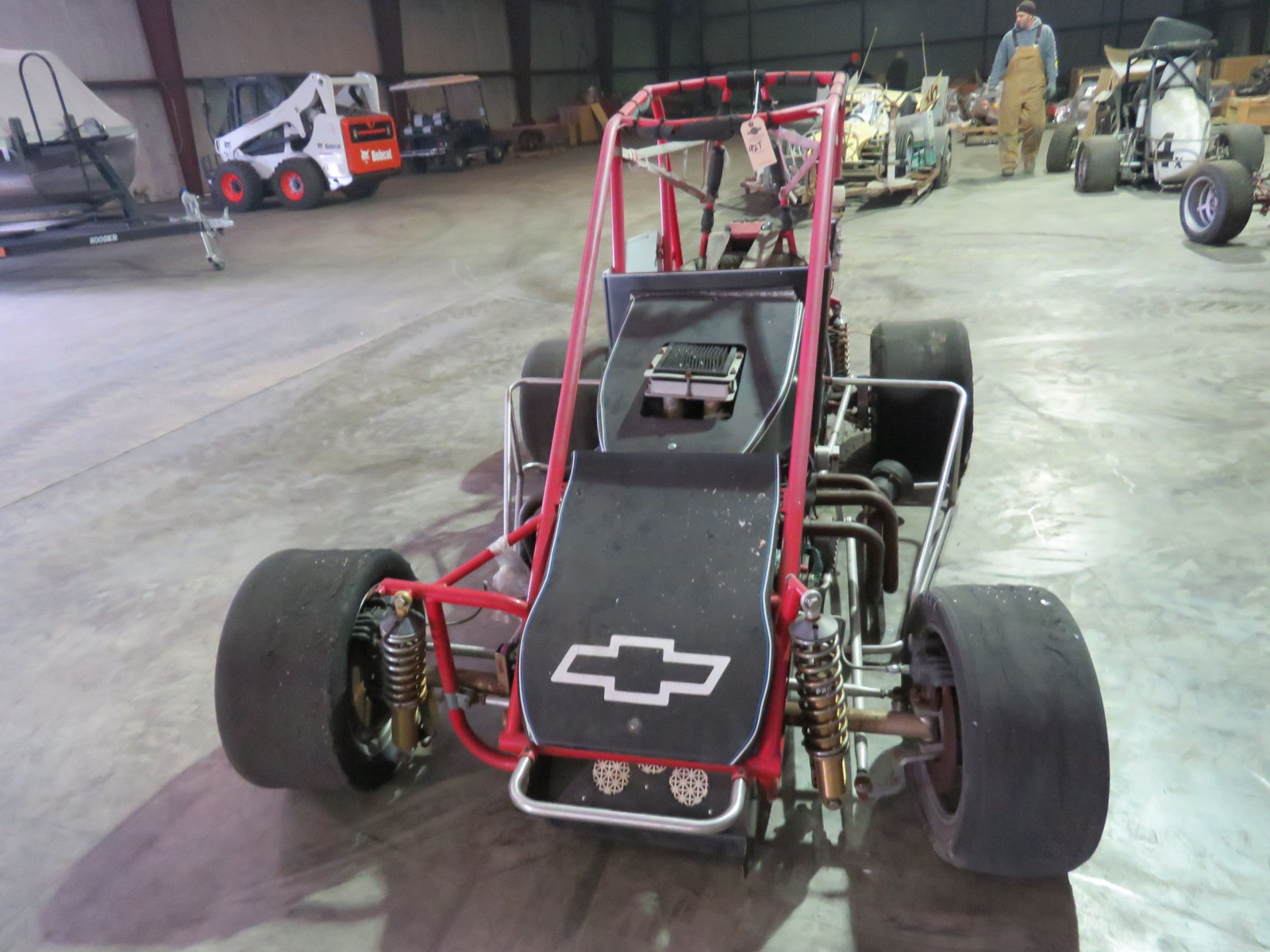 The Beast Vintage Midget Race Car - Image 2