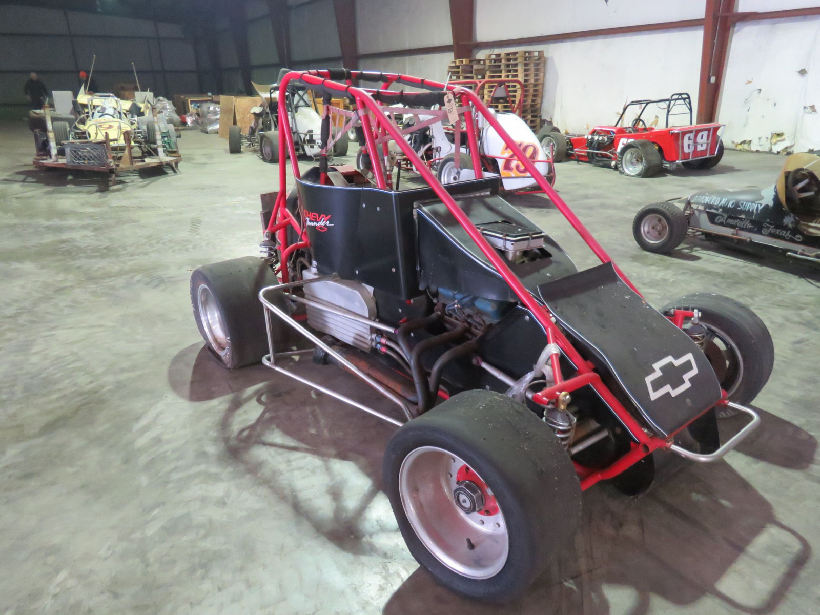 The Beast Vintage Midget Race Car - Image 3