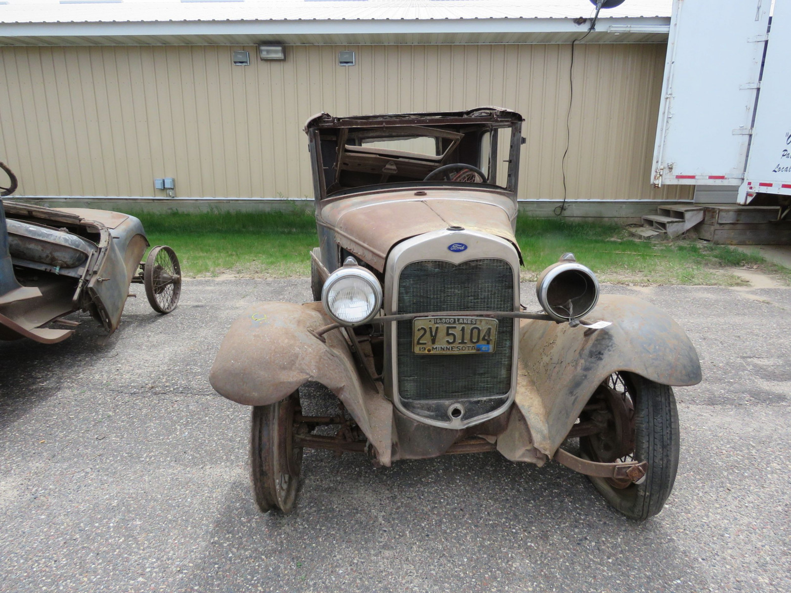 1930 Ford Model A coupe for Rod or Restore - Image 2