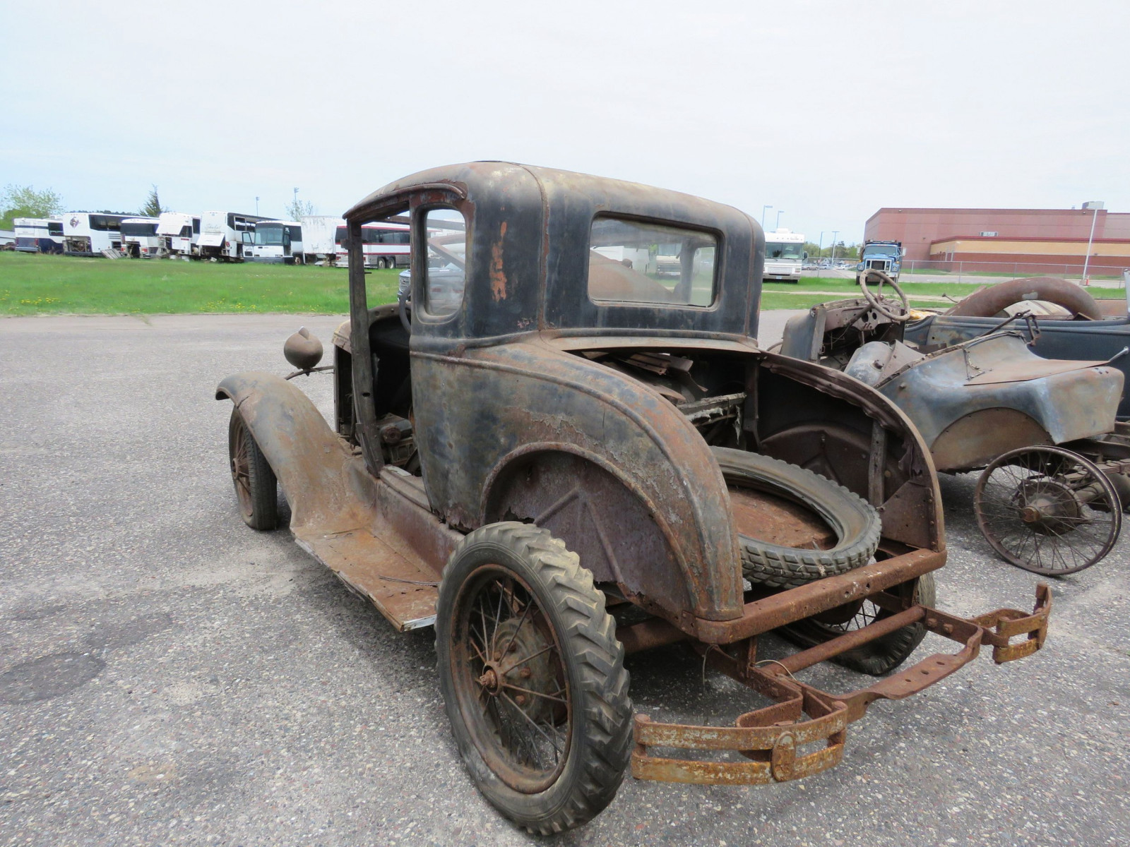 1930 Ford Model A coupe for Rod or Restore - Image 6