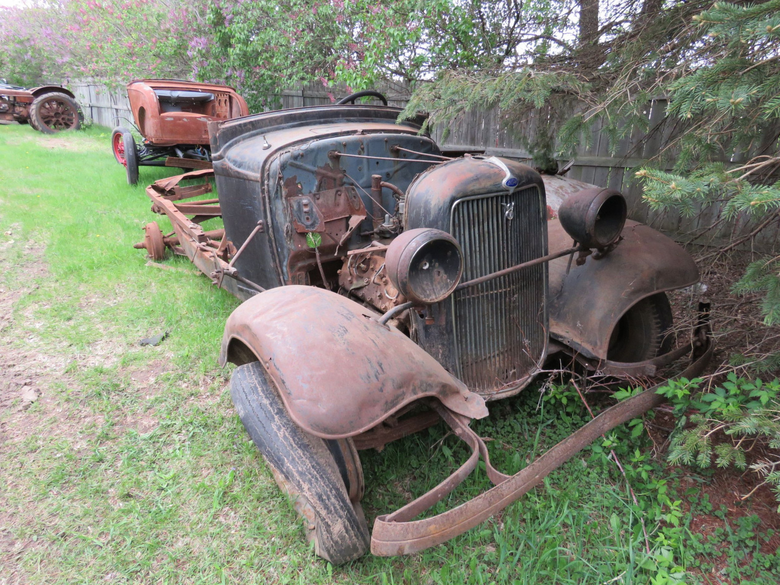 1932 Ford Truck for Project or Rod - Image 1