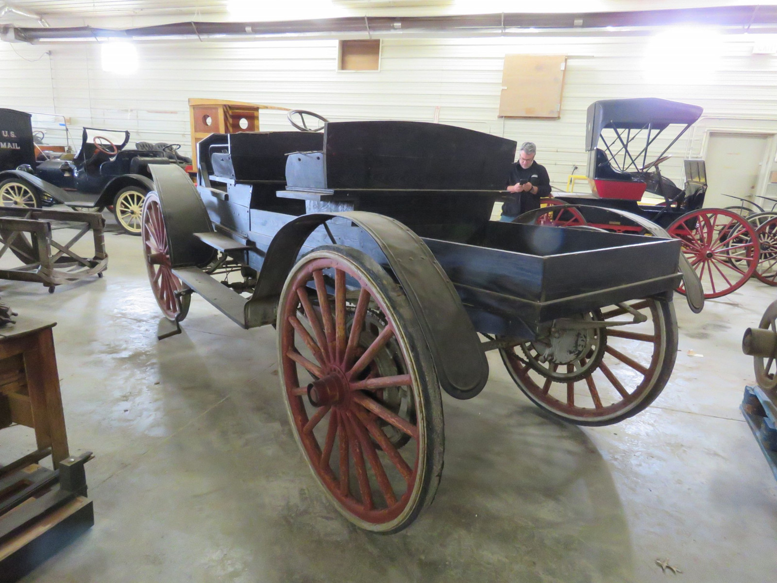 1908 International Model A Runabout - Image 6
