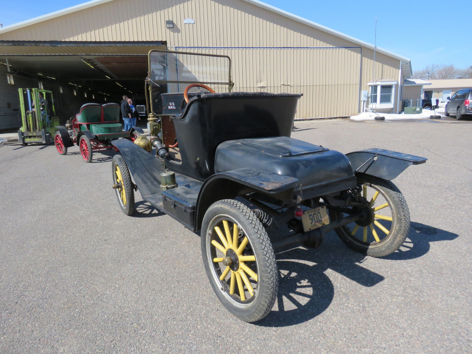 1913 Ford Model T Runabout - Image 10