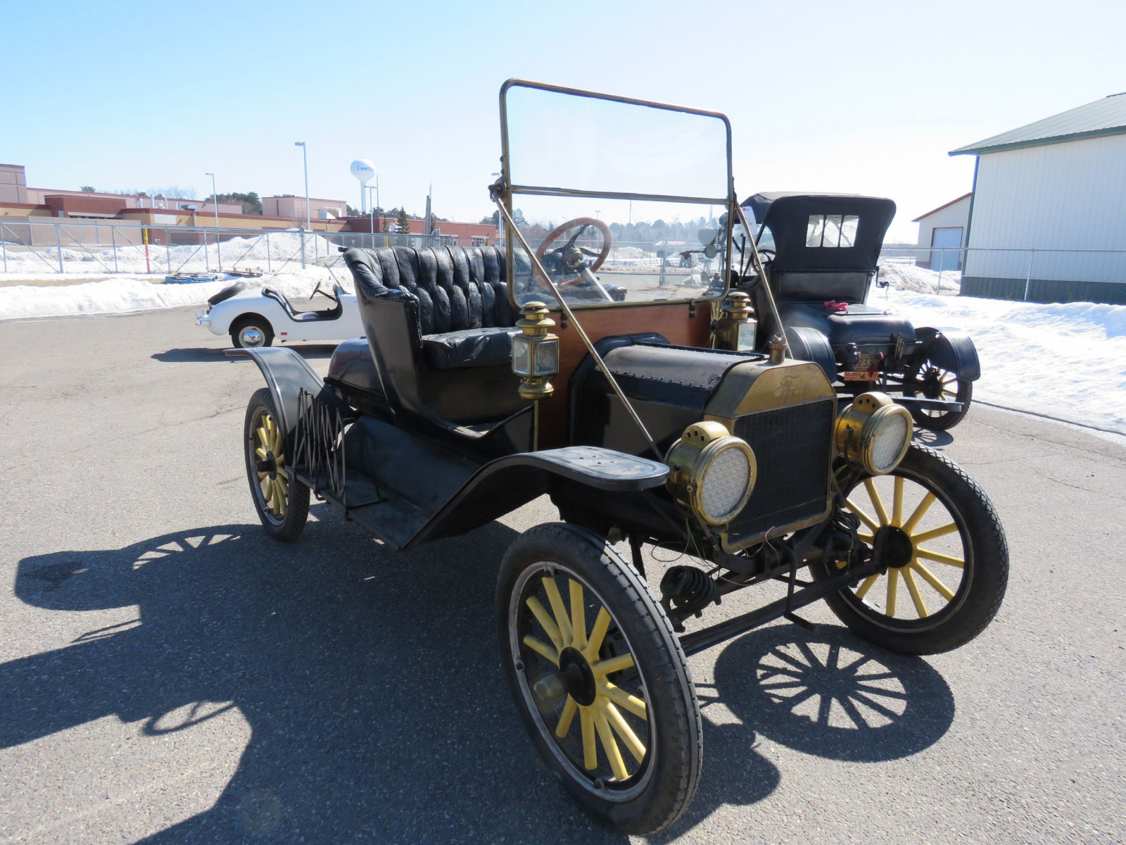 1913 Ford Model T Runabout - Image 3