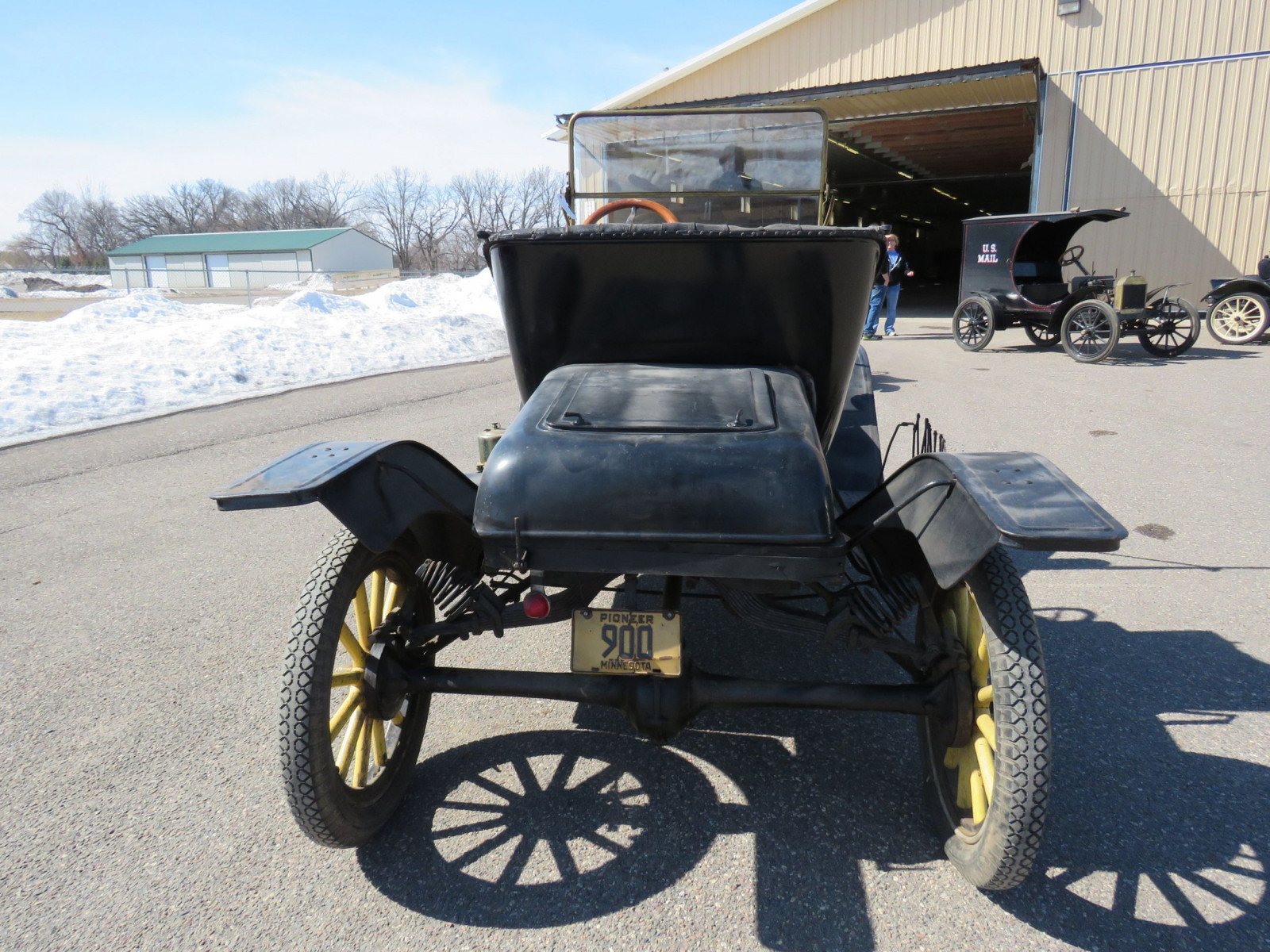 1913 Ford Model T Runabout - Image 8