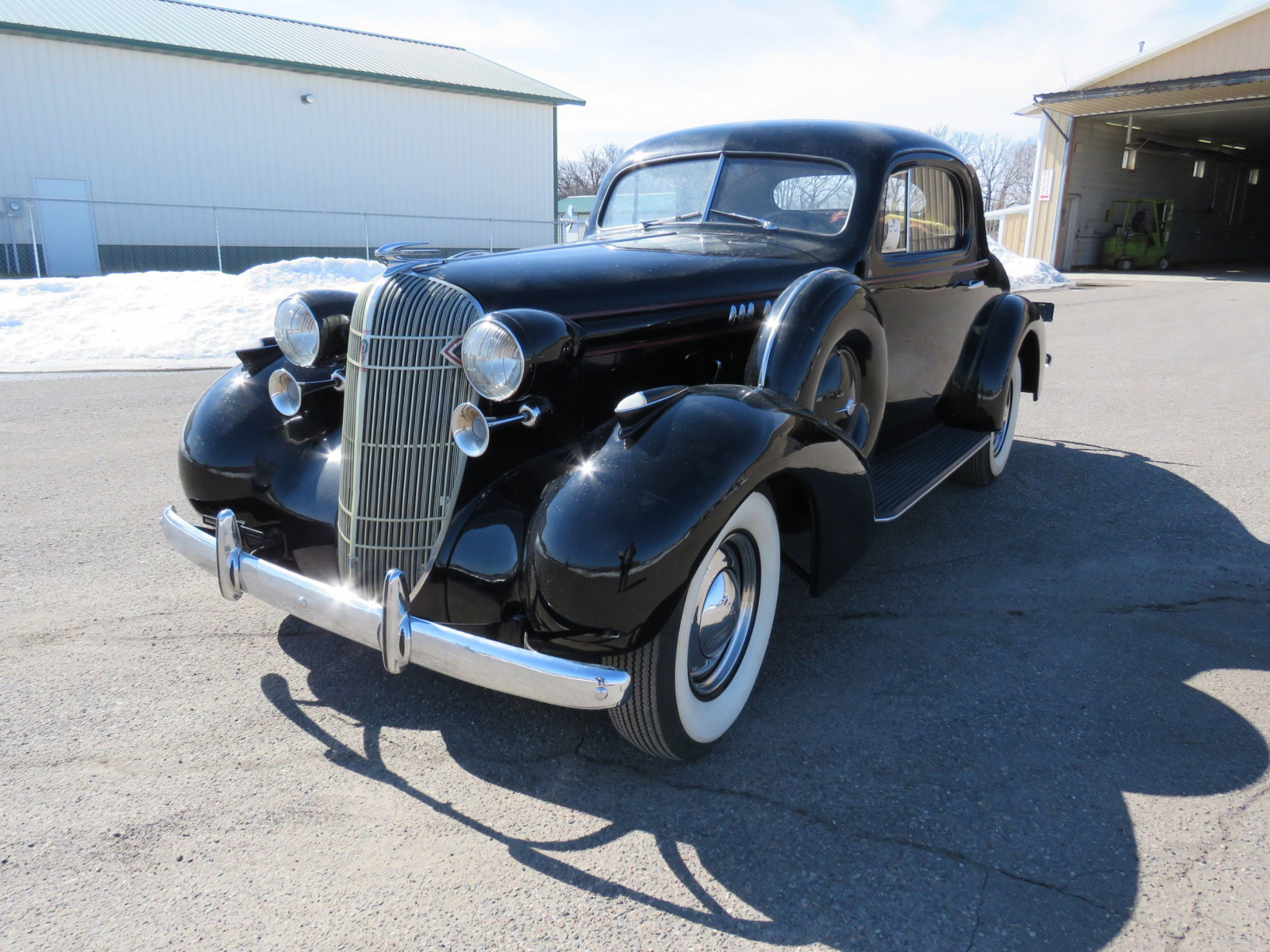 1936 Oldsmobile 3 Window Coupe - Image 1