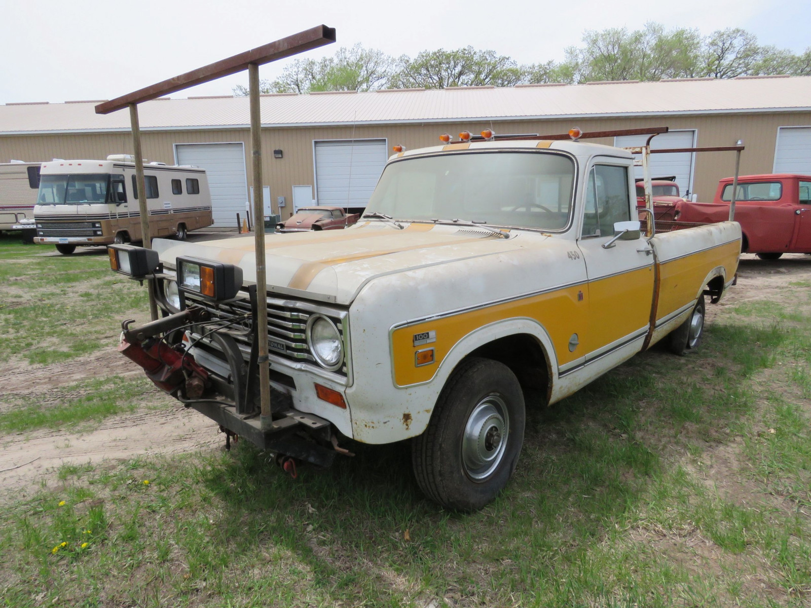 1973 International Pickup - Image 3