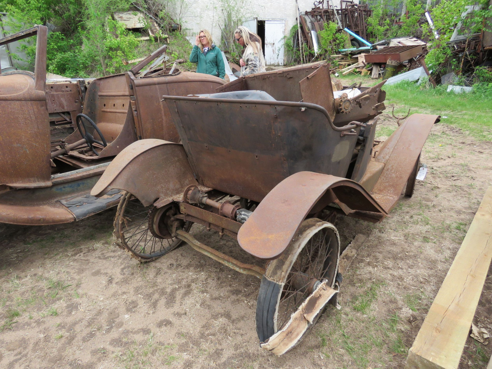 Rare 1914-15 Trumbull Cyclecar Project - Image 2