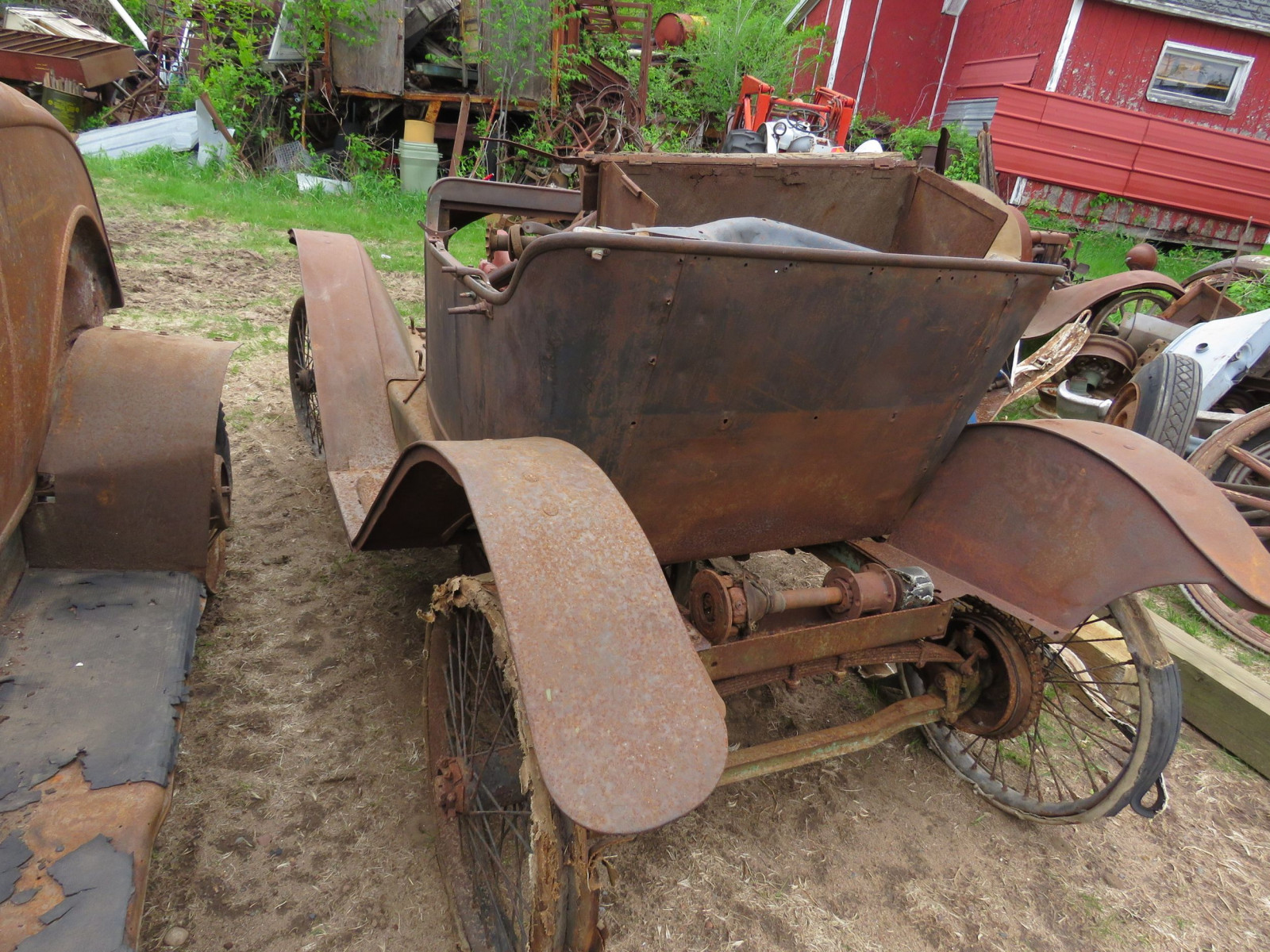 Rare 1914-15 Trumbull Cyclecar Project - Image 3