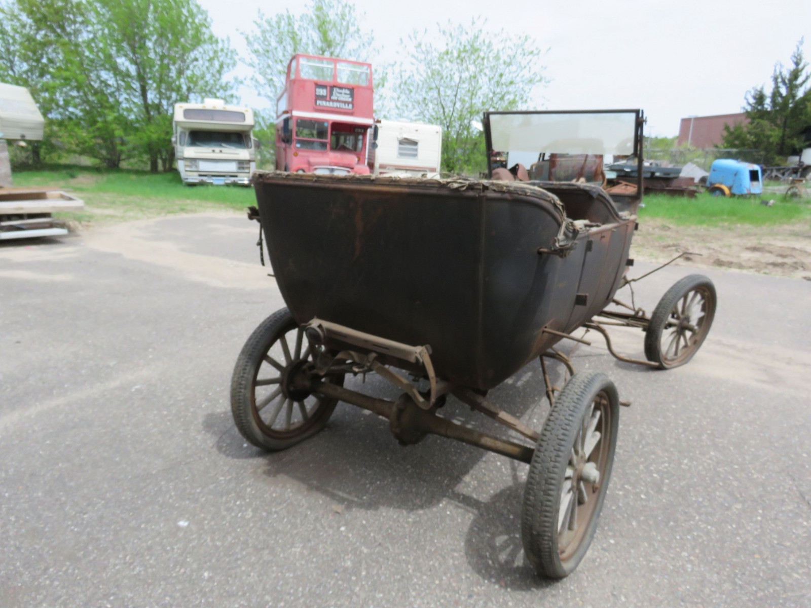 1923-25 Ford Model T Touring Project - Image 4